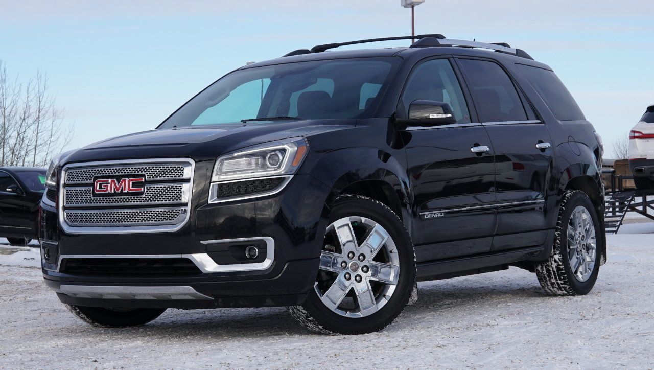2014 gmc acadia denali awd for sale 67095 mcg. Black Bedroom Furniture Sets. Home Design Ideas