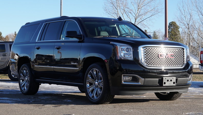 2016 gmc yukon xl 6 2l denali awd for sale 67096 mcg. Black Bedroom Furniture Sets. Home Design Ideas