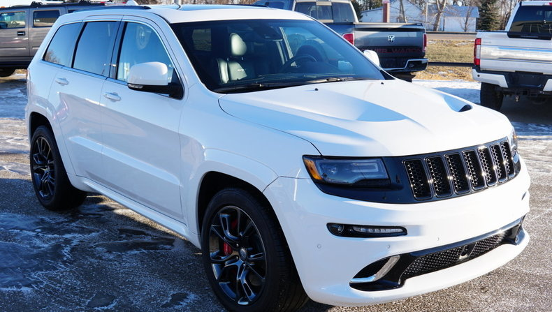 2014 jeep grand cherokee srt 8 with exhaust and intake for sale 67101 mcg. Black Bedroom Furniture Sets. Home Design Ideas