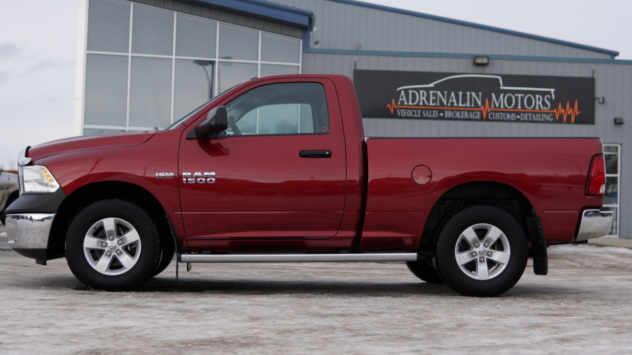 2013 Dodge Ram 1500 REGULAR CAB SHORT BOX 4X4 for sale ...