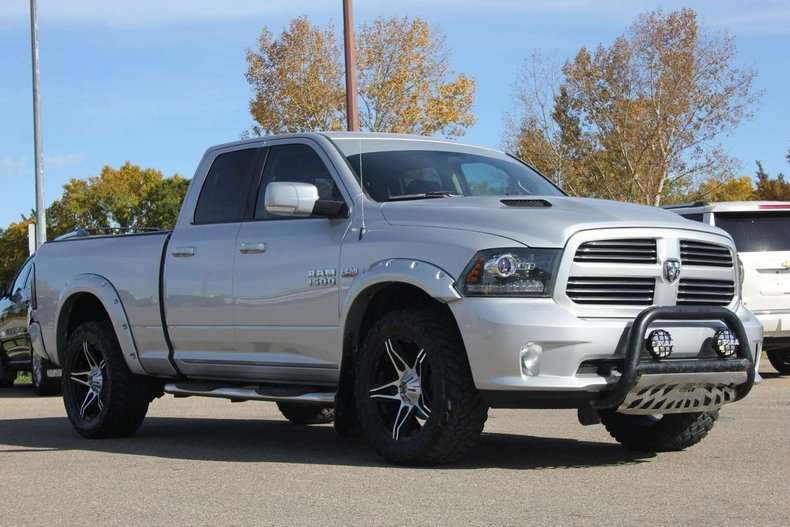 Iron Trail Motors >> 2013 Ram 1500 SPORT QUAD CAB FULLY LOADED for sale #67116 | MCG