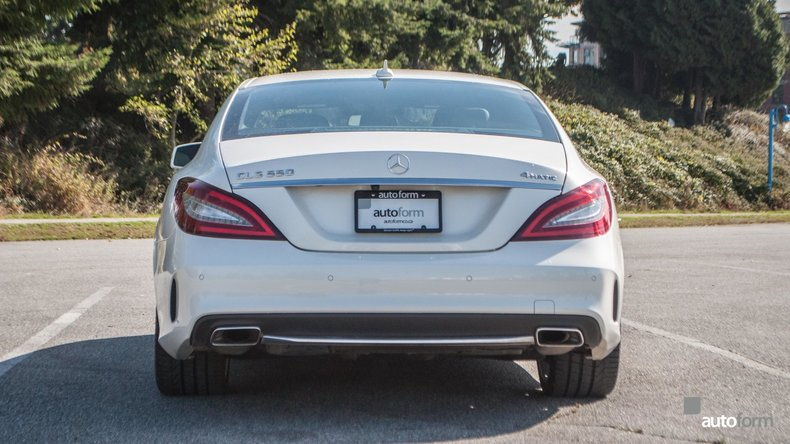 2016 Mercedes-Benz CLS550 4Matic