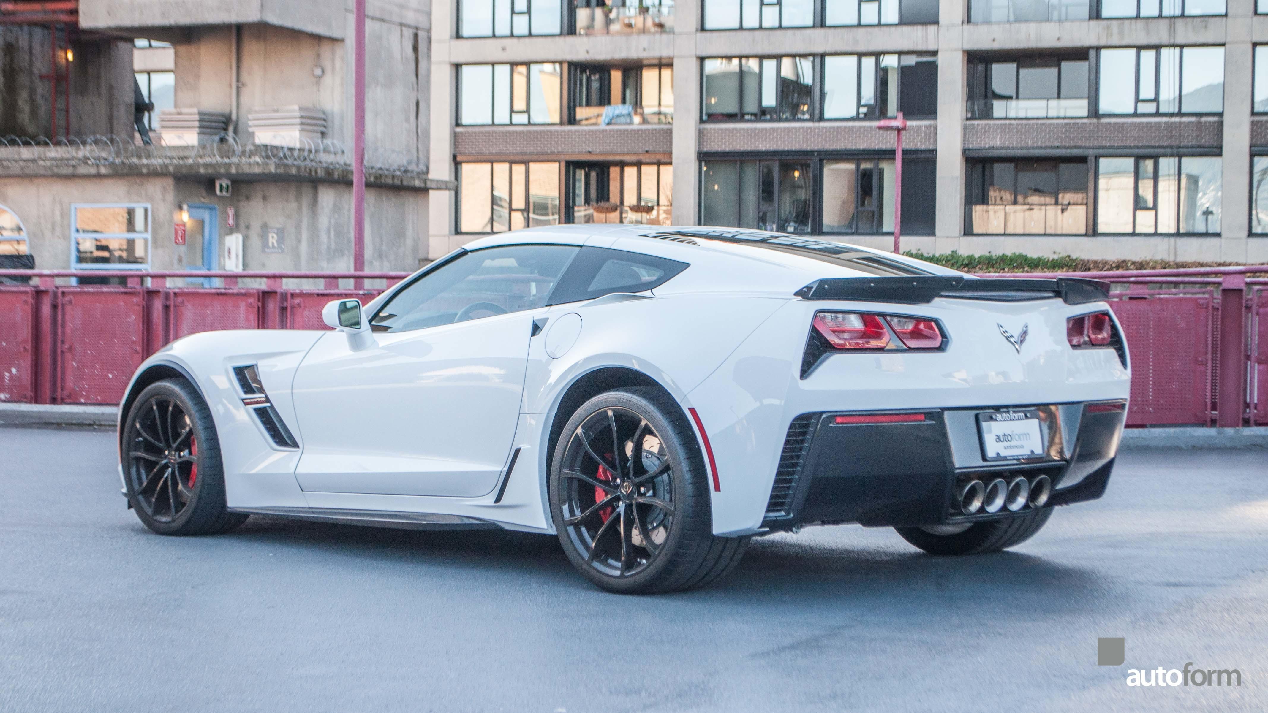 2018 Chevrolet Corvette Grand Sport Autoform