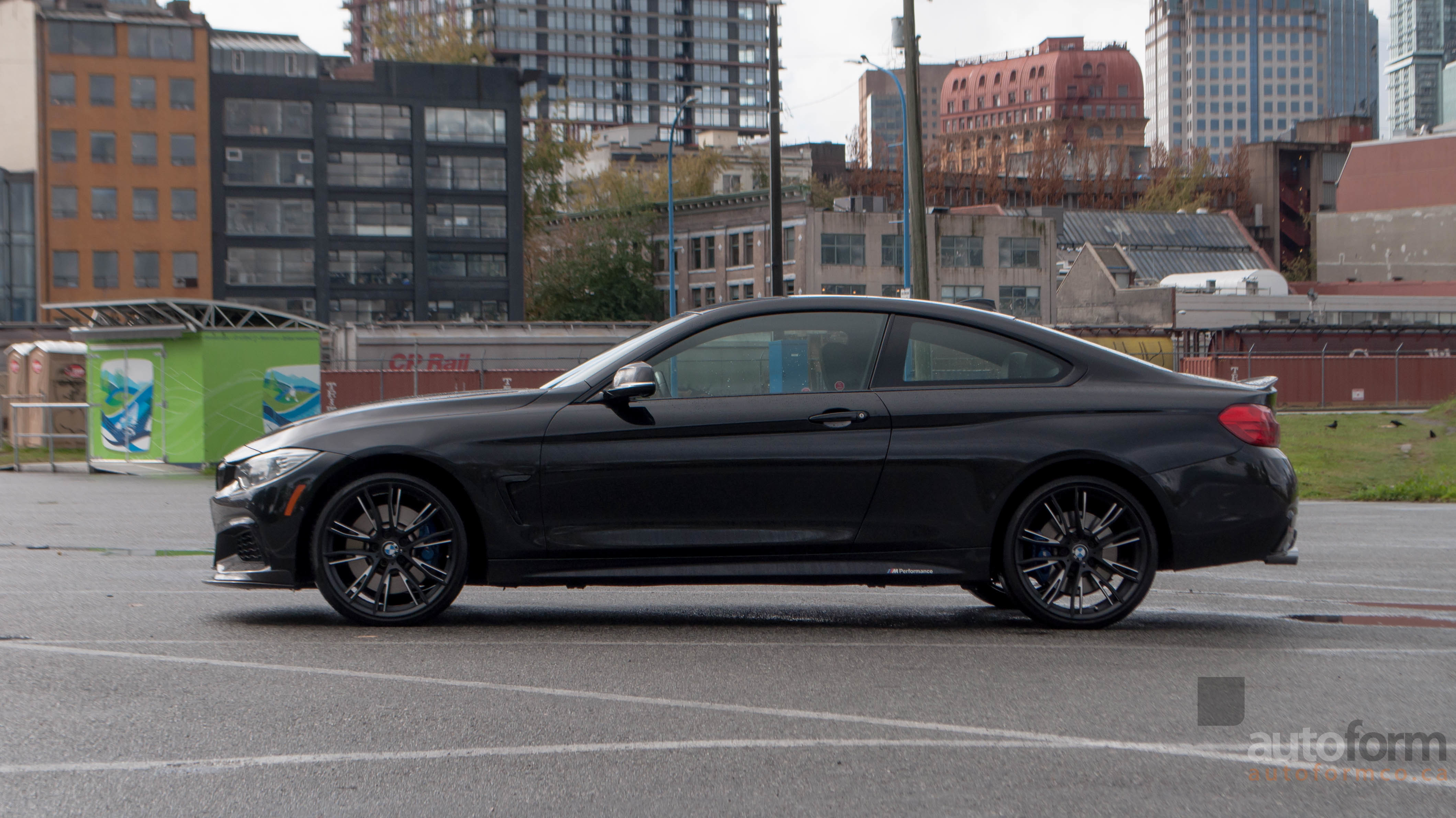 2015 Bmw 435i Xdrive M Performance Pkg Autoform