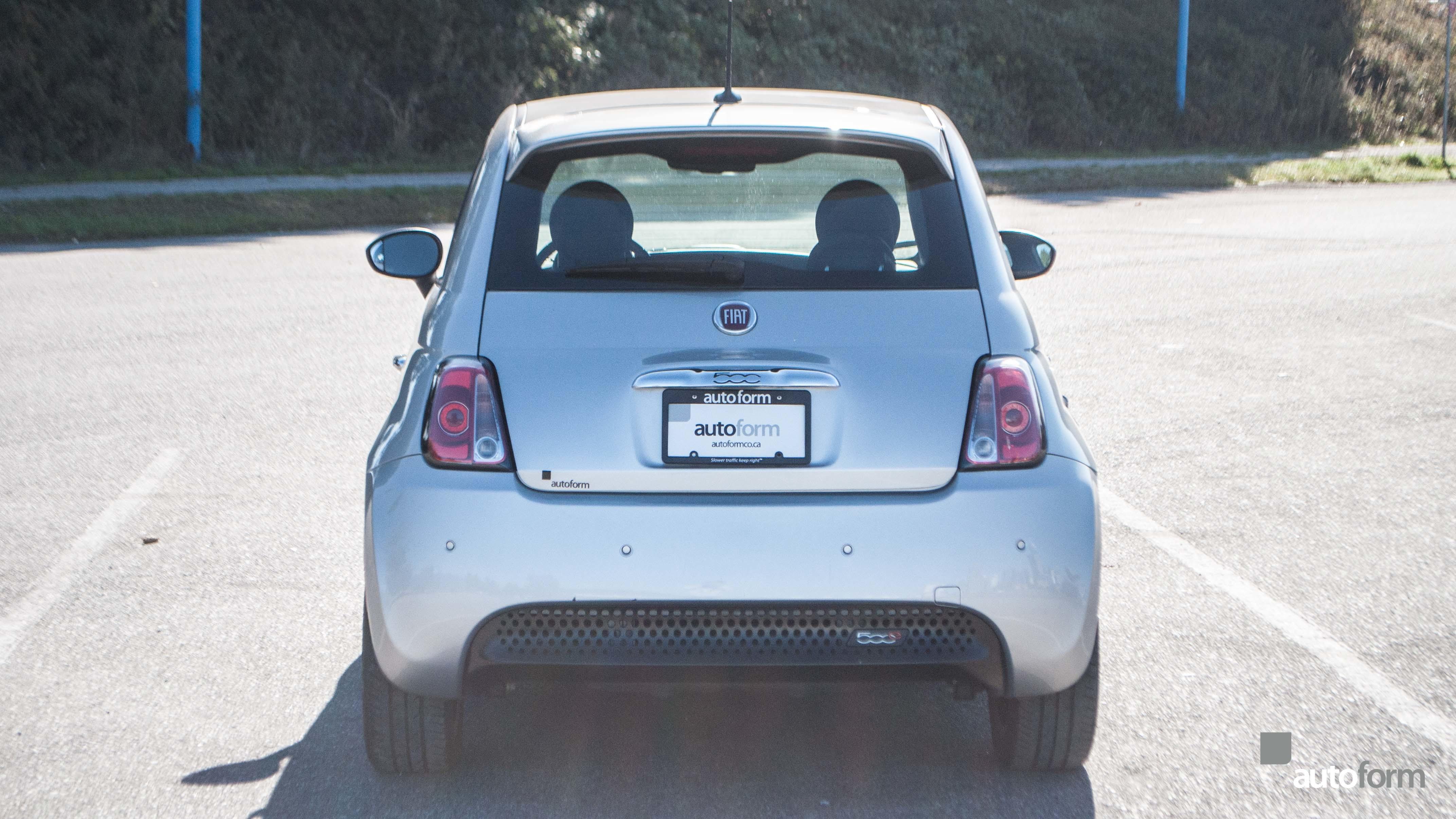 2014 FIAT 500E | Autoform
