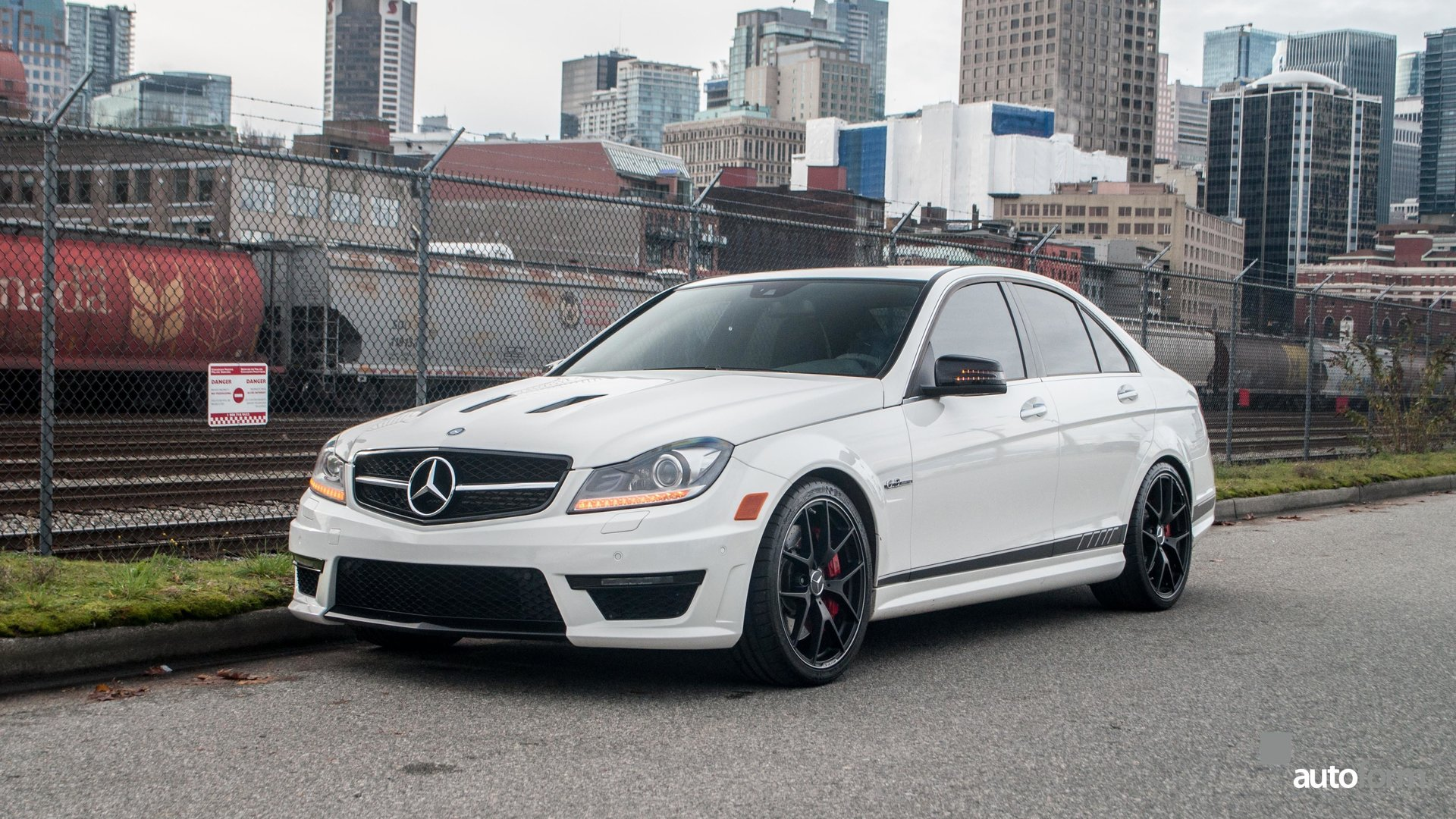 2014 mercedes benz c63 amg 507 edition autoform for Mercedes benz emergency number