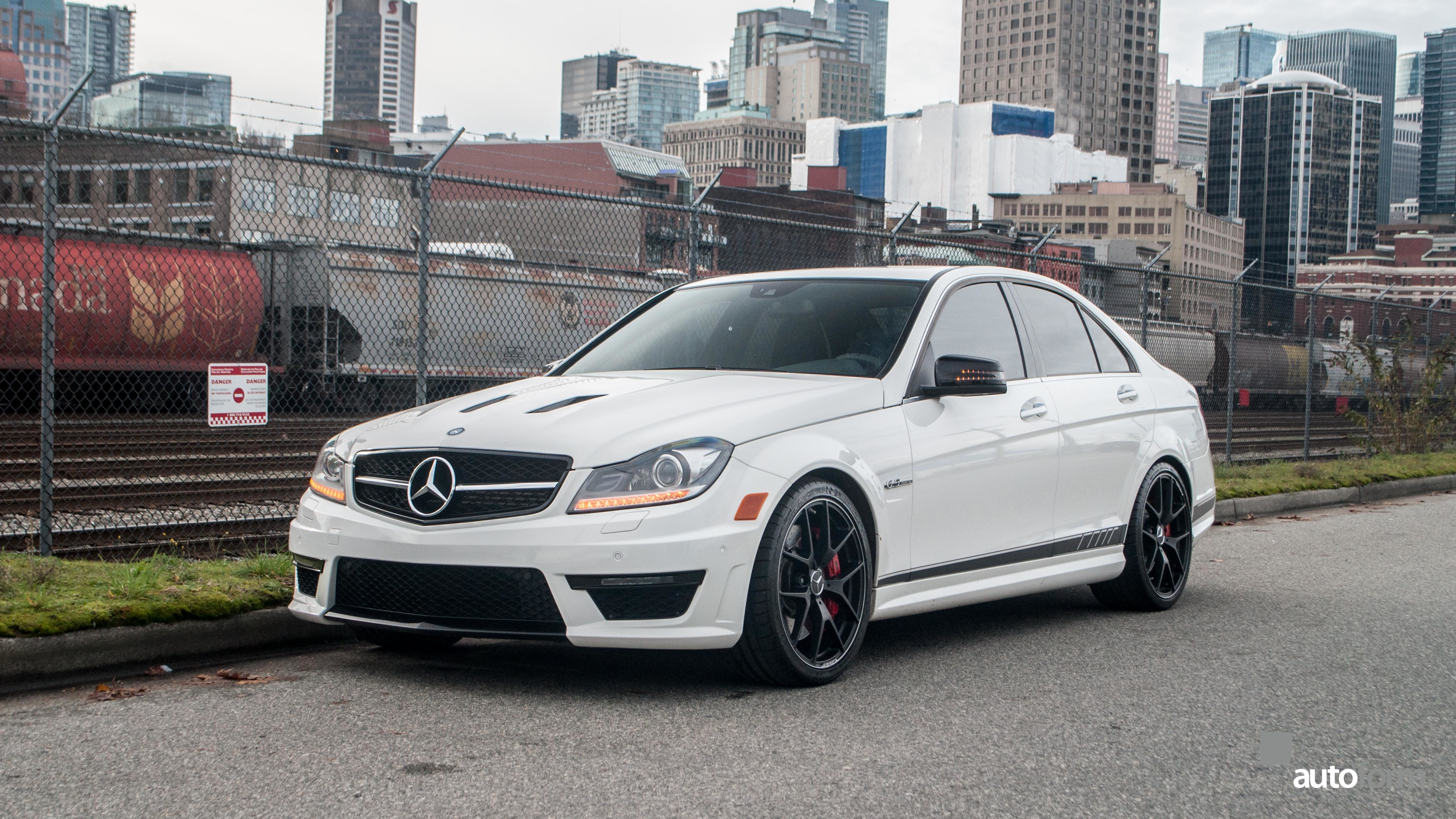 2014 mercedes benz c63 amg 507 edition autoform. Black Bedroom Furniture Sets. Home Design Ideas