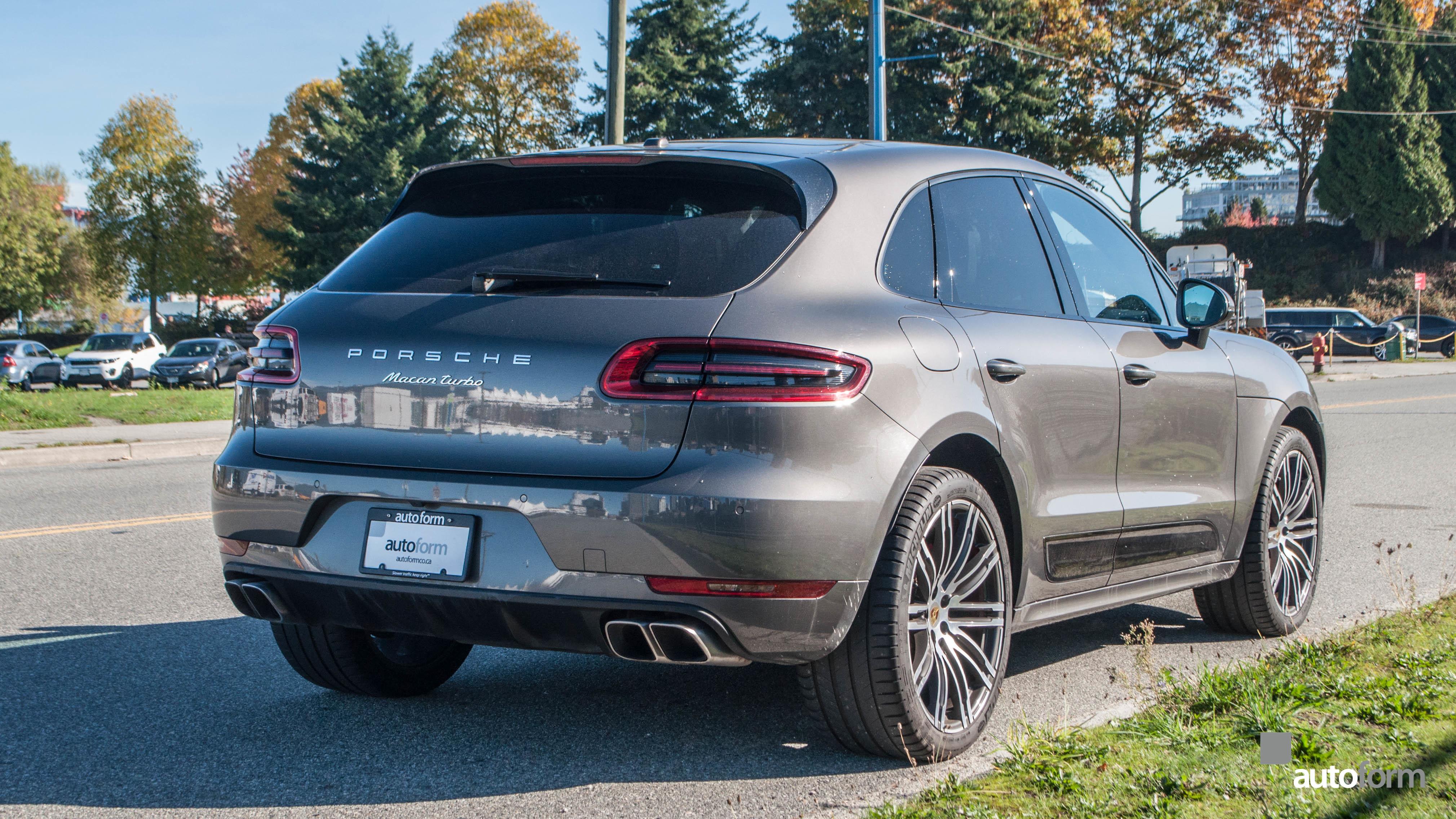 Porsche Macan Lease >> 2015 Porsche Macan Turbo | Autoform