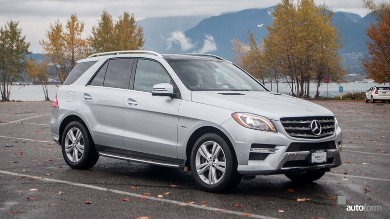 2012 mercedes benz ml350 bluetec 4matic for sale 73799 mcg. Black Bedroom Furniture Sets. Home Design Ideas