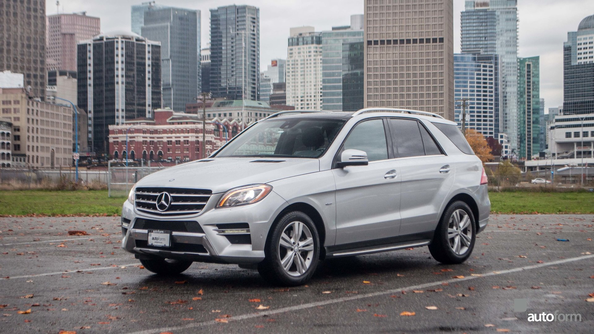 2012 mercedes benz ml350 bluetec 4matic for sale 73799 mcg for Mercedes benz bluetec for sale