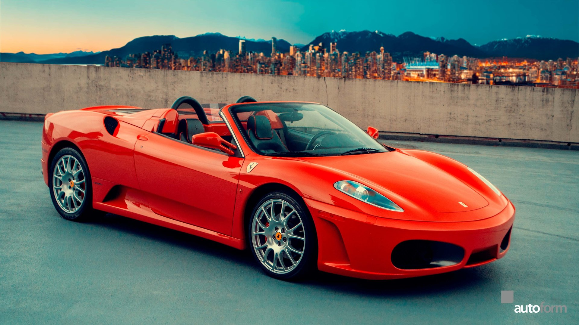 2007 ferrari f430 spider autoform. Black Bedroom Furniture Sets. Home Design Ideas