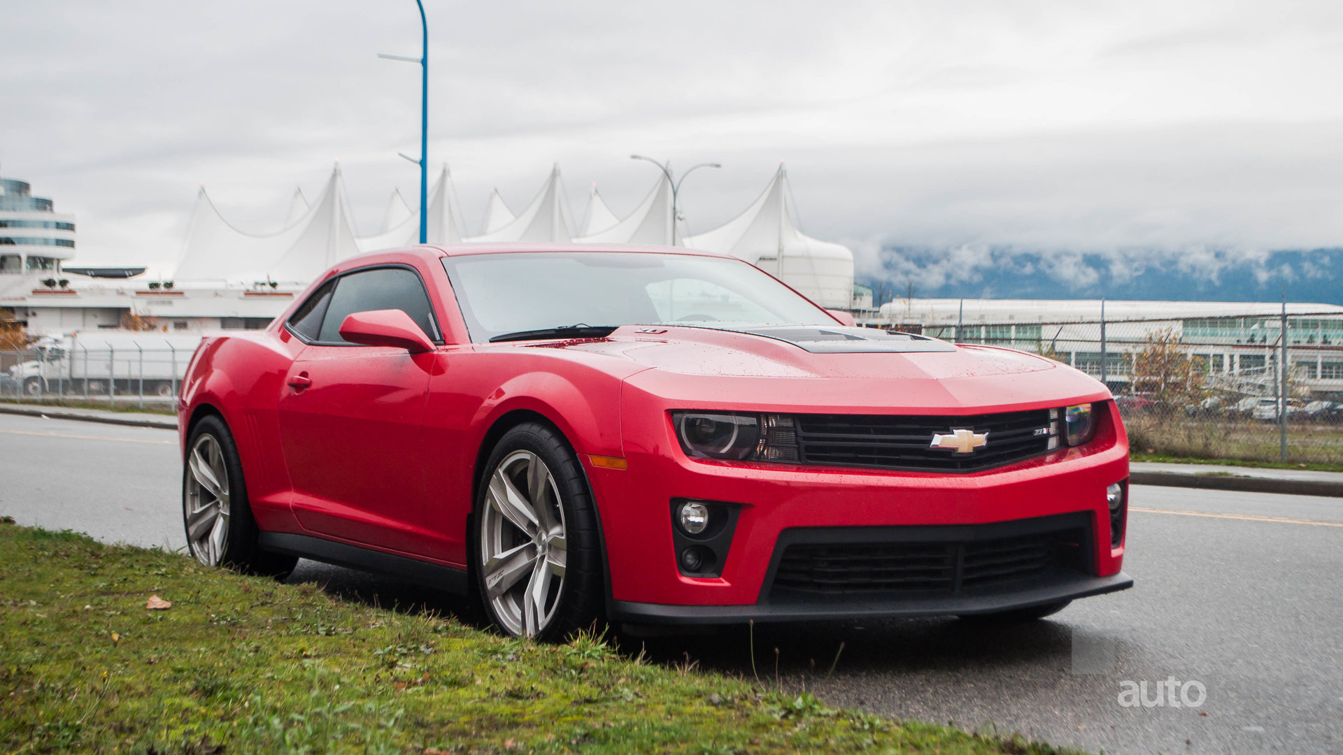 2012 Chevrolet Camaro Zl1 For Sale 75168 Mcg
