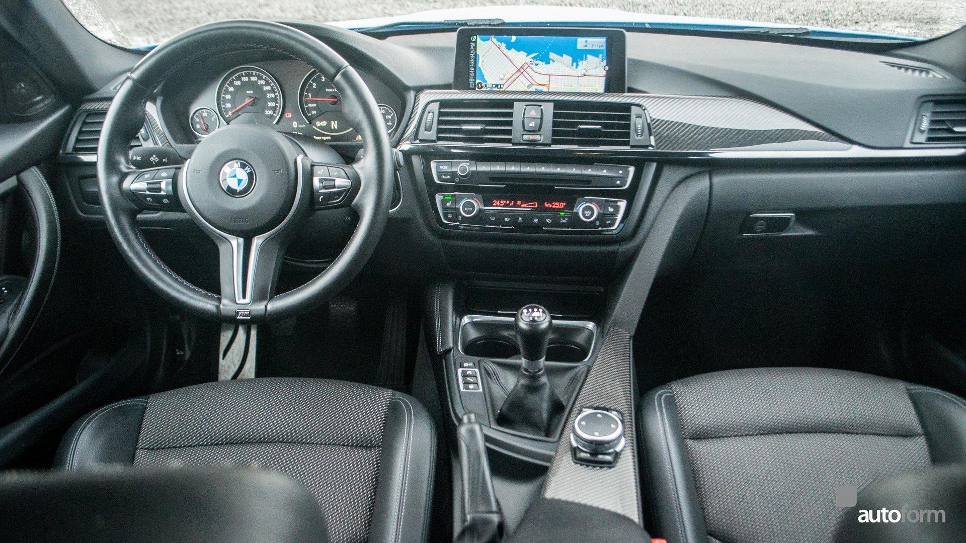 2015 BMW M3 MANUAL TRANSMISSION For Sale #74678