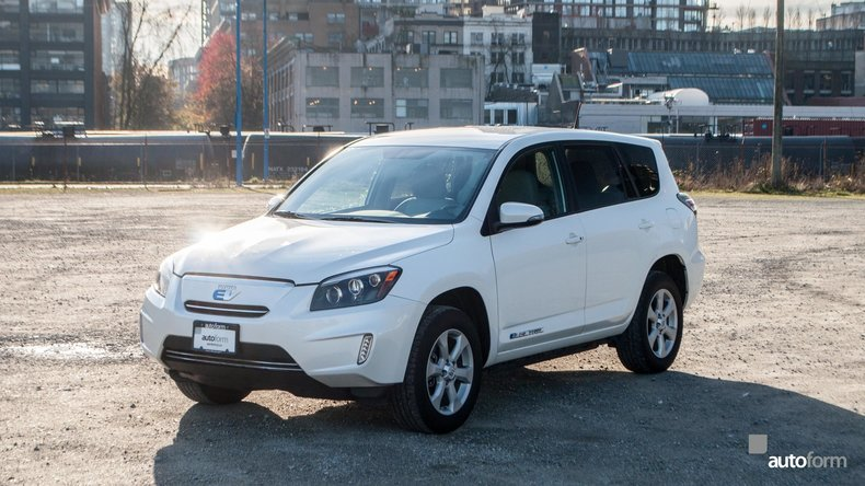 2013 toyota rav4 electric my classic garage. Black Bedroom Furniture Sets. Home Design Ideas