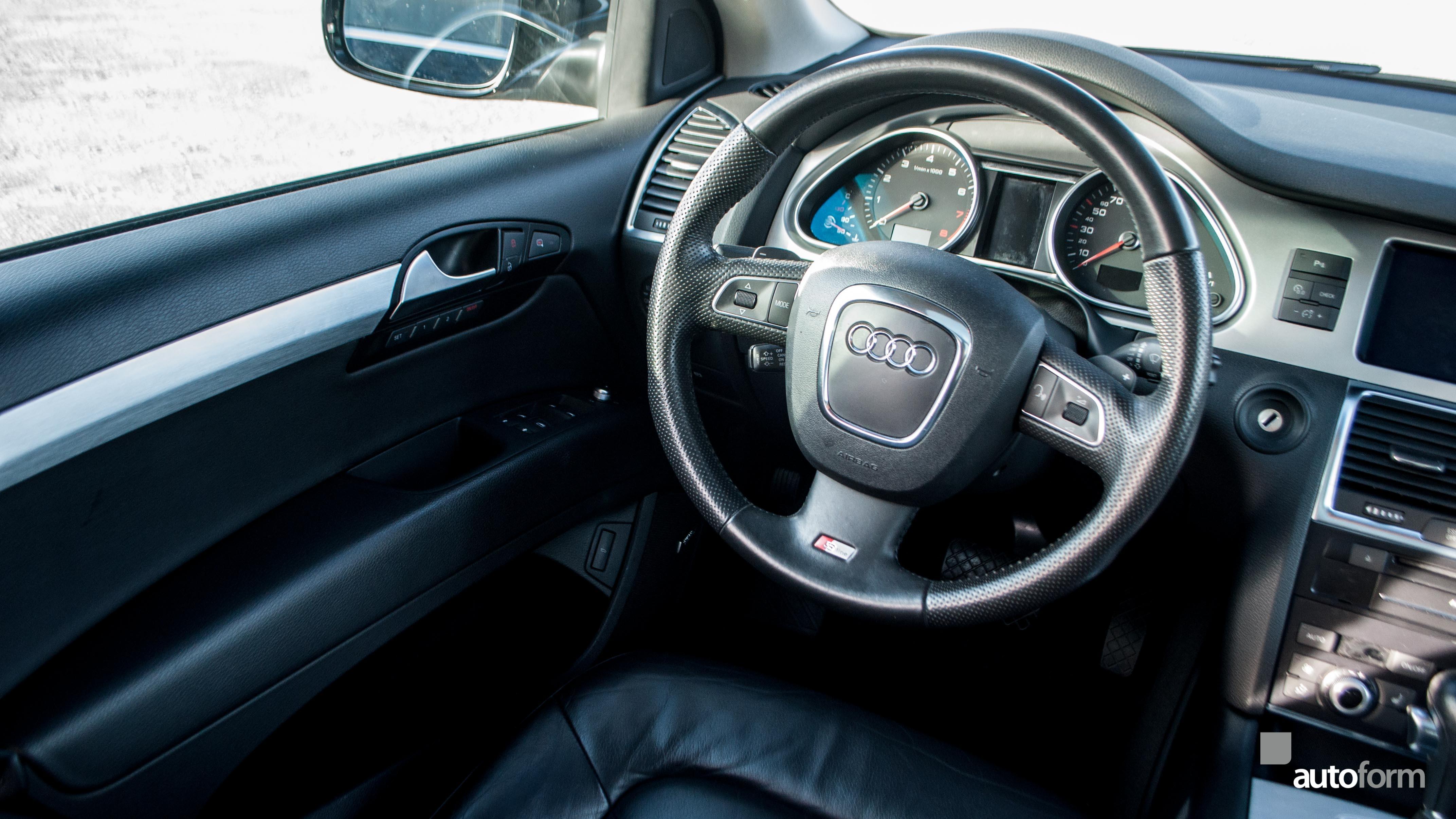 2010 Audi Q7 4 2 Prestige S Line Autoform