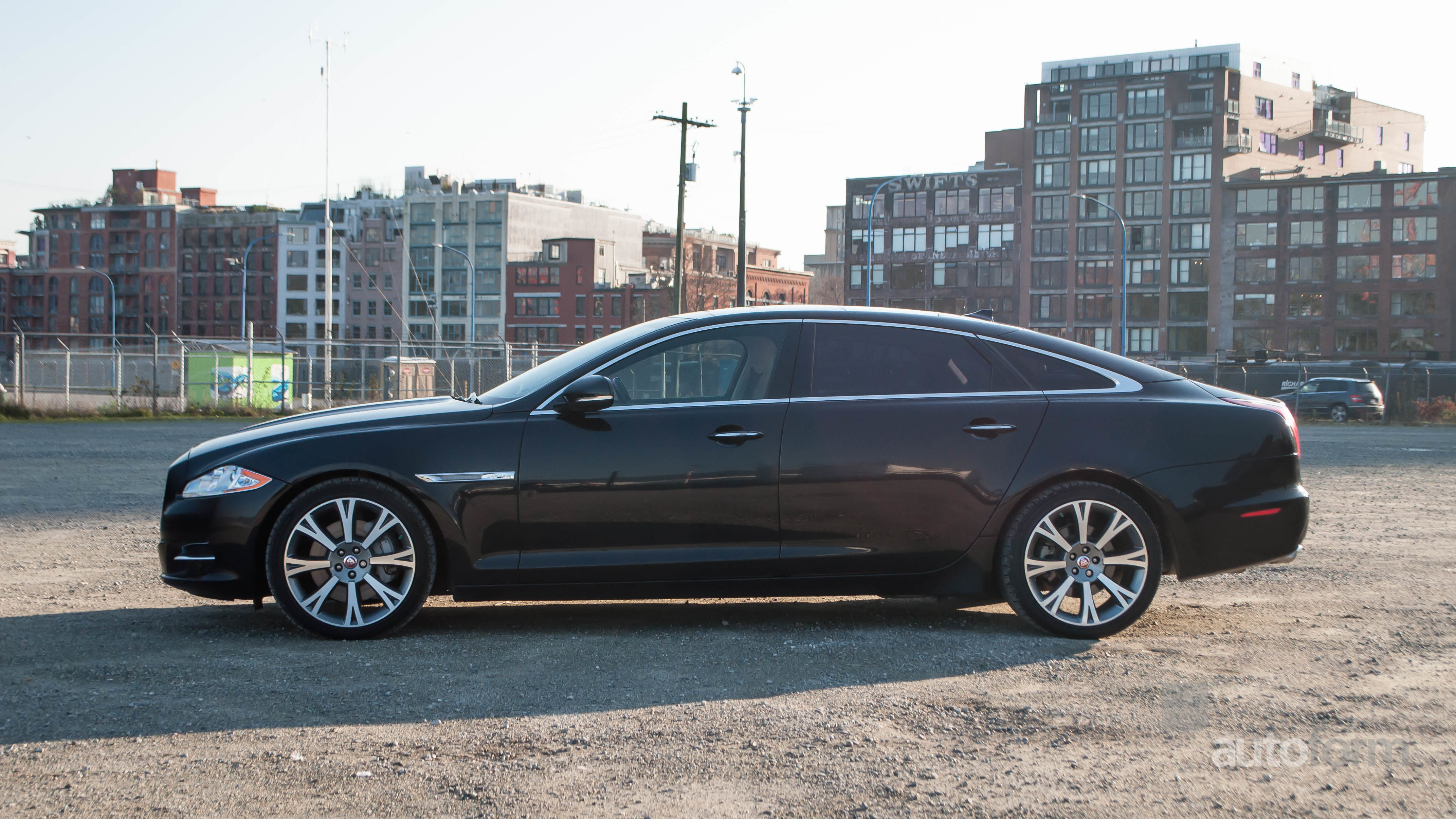 supercharged london luxury gve pre vehicles r jaguar xf owned s