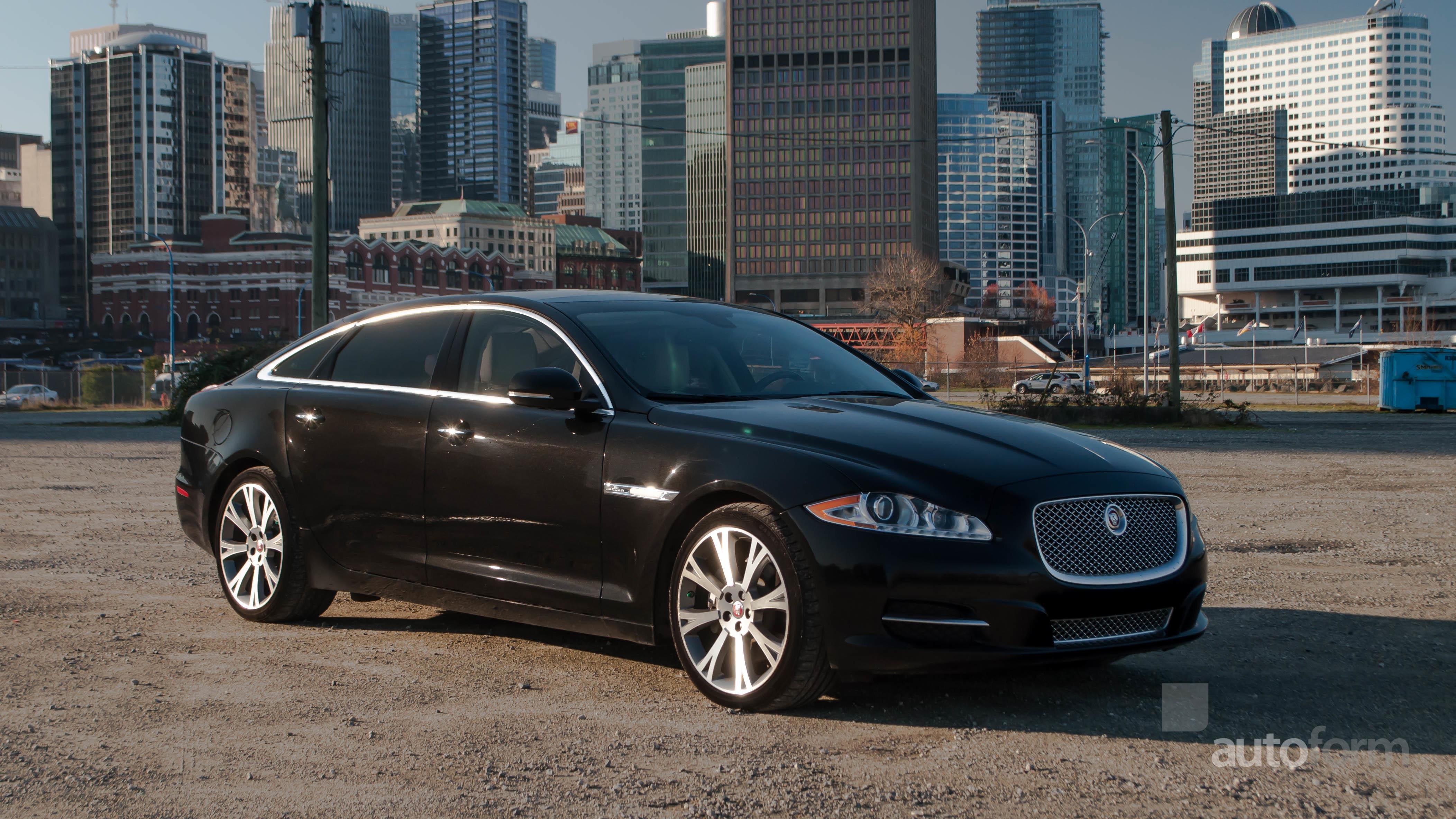 2014 Jaguar Xjl Portfolio Awd Autoform