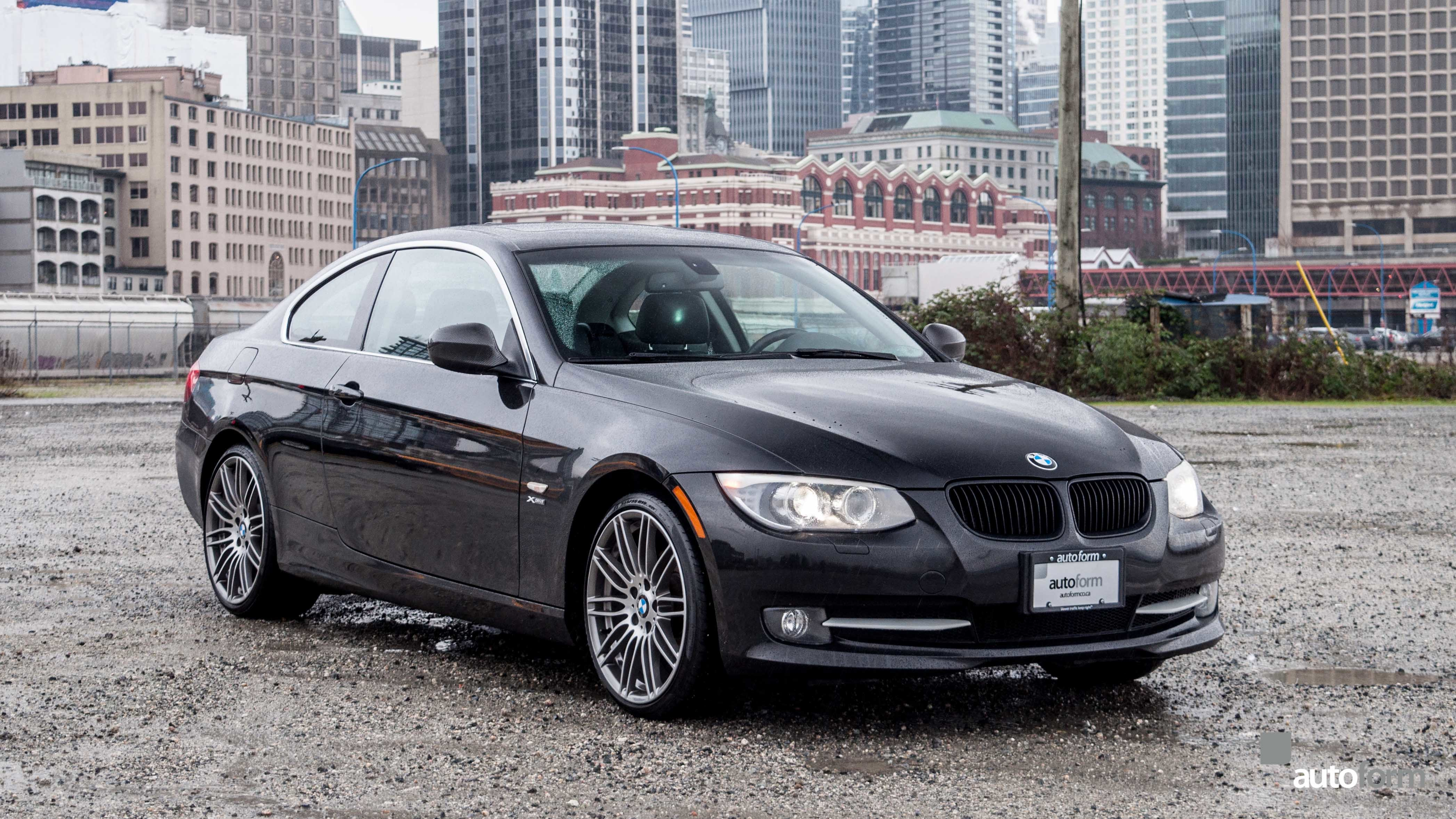 2011 bmw 328i xdrive autoform. Black Bedroom Furniture Sets. Home Design Ideas