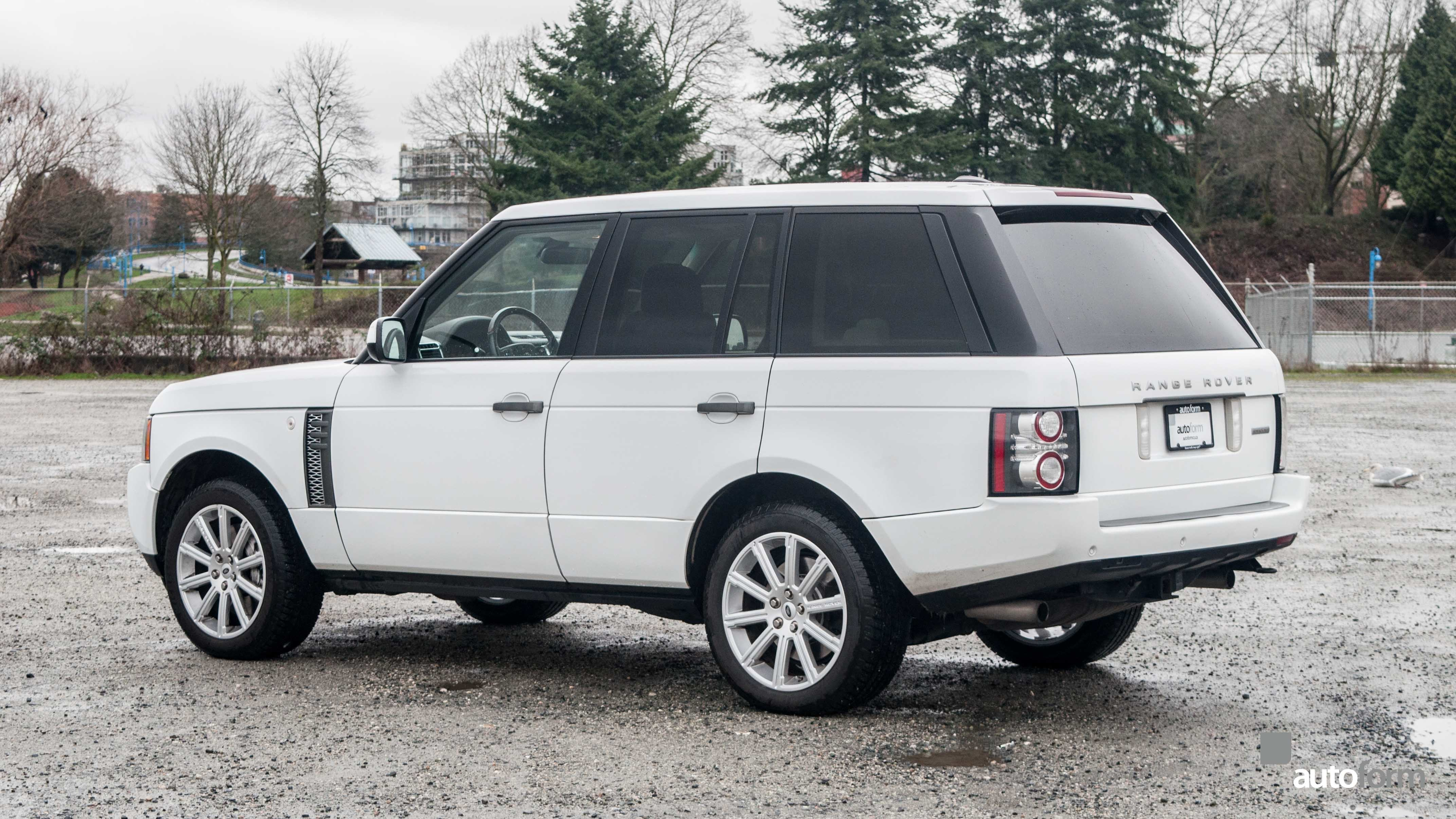 Car Lease Vancouver >> 2011 Land Rover Range Rover Supercharged | Autoform