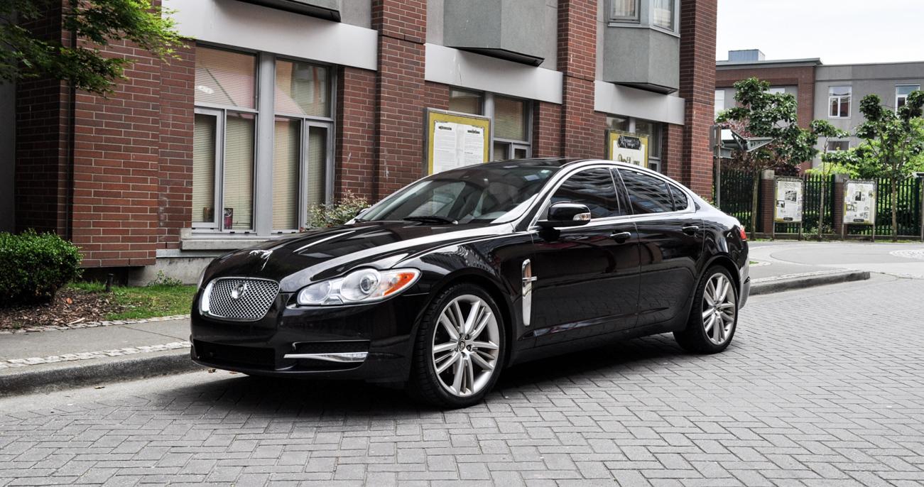 1581 2009 jaguar xf vancouver autoform1