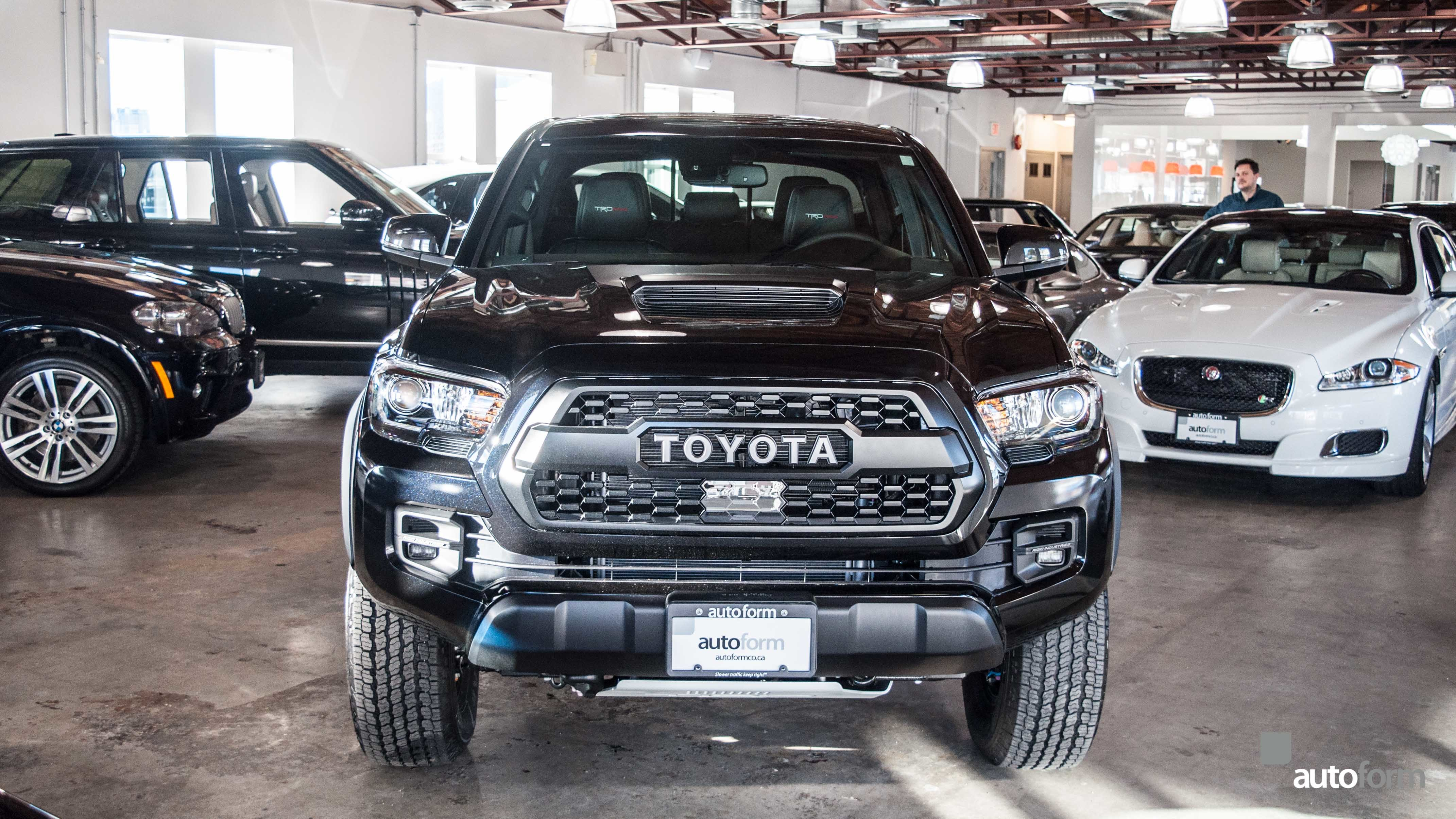 Best Luxury Cars To Lease >> 2018 Toyota Tacoma TRD PRO | Autoform