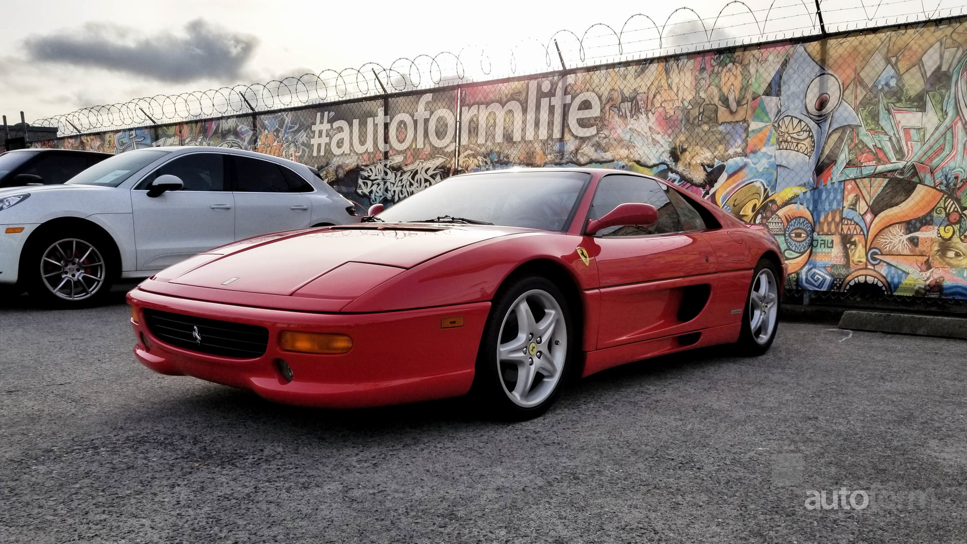 11927be40c4a5 hd 1999 ferrari 355 f1 berlinetta