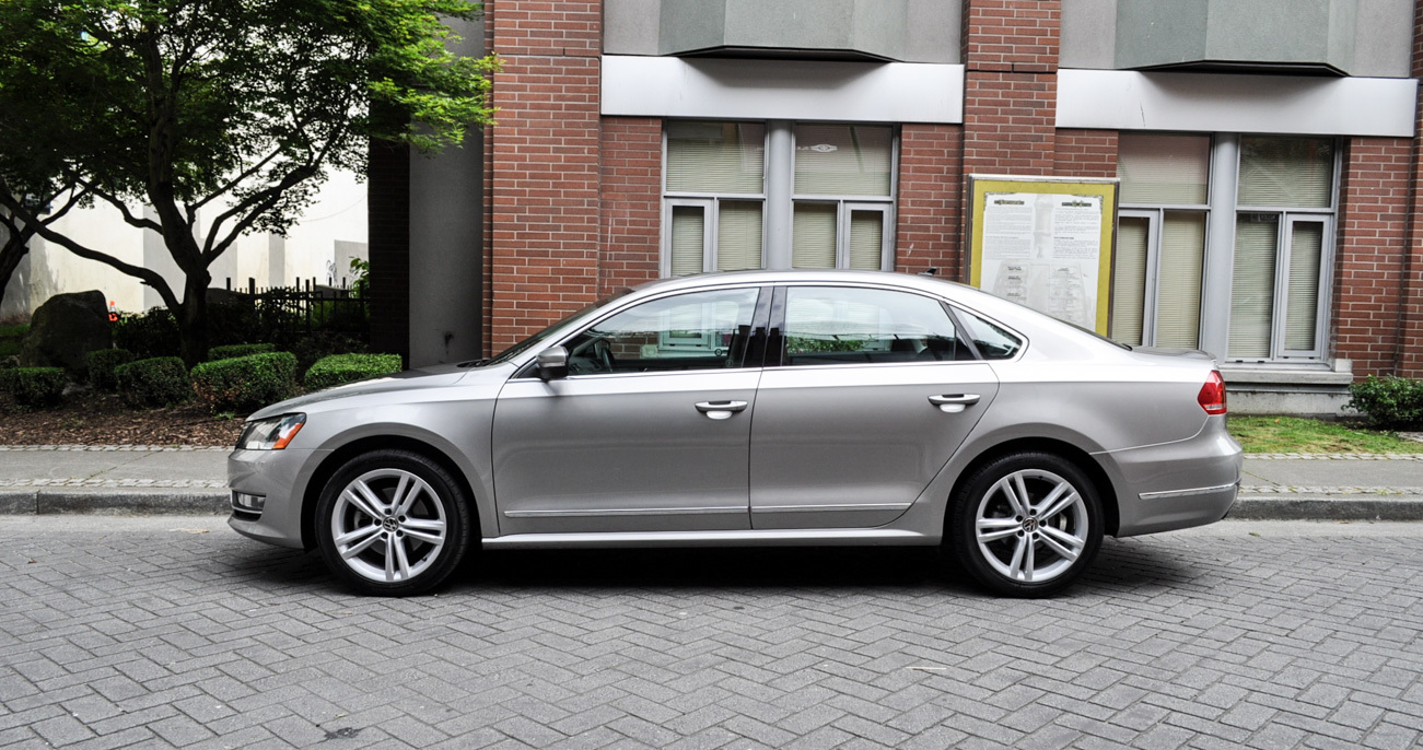 2013 volkswagen passat tdi autoform. Black Bedroom Furniture Sets. Home Design Ideas