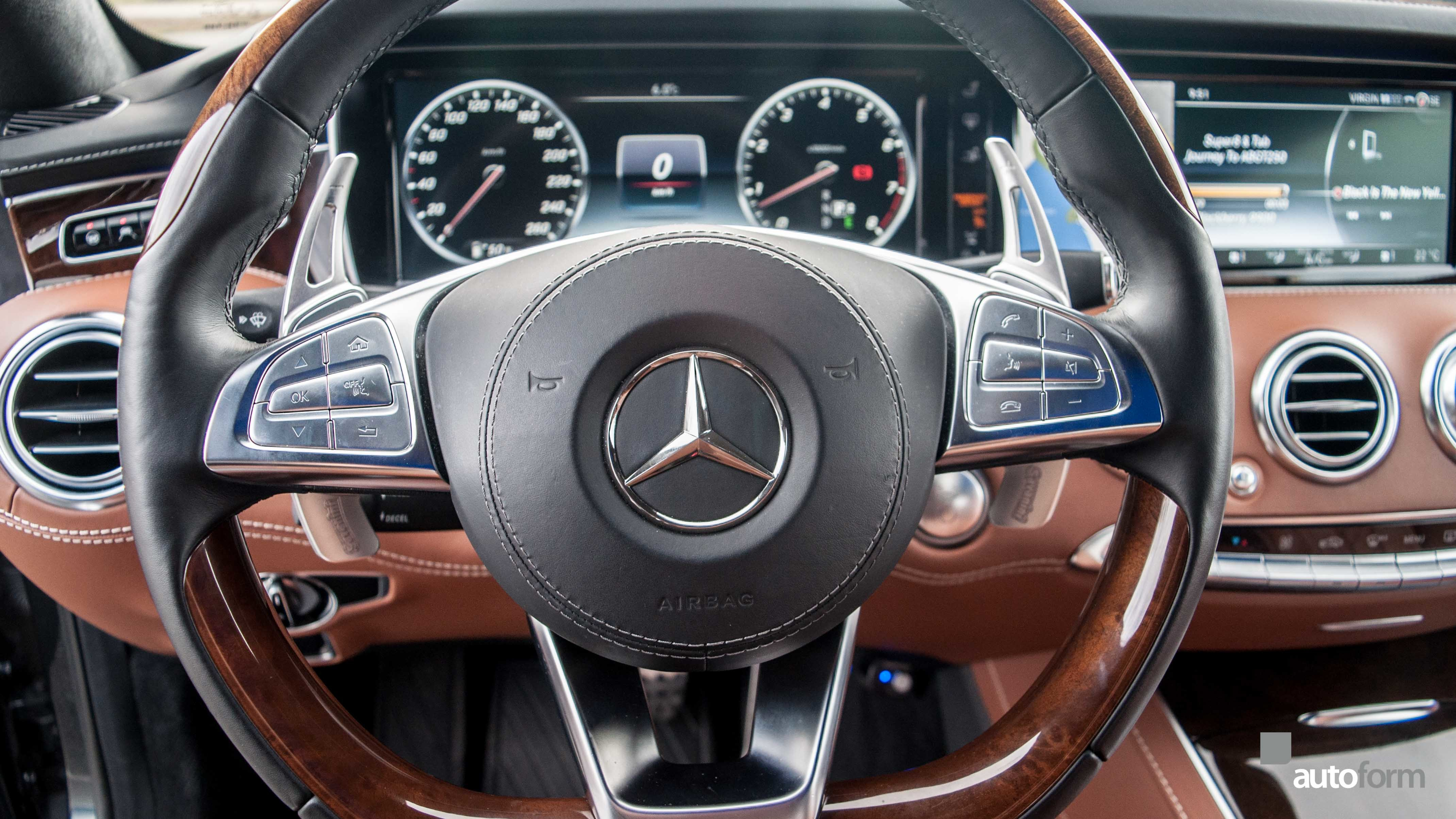 cars mercedes speed clas benz s class top
