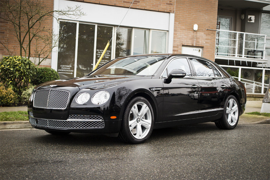 12147ca3ae91a hd 2014 bentley continental flying spur 4dr sdn