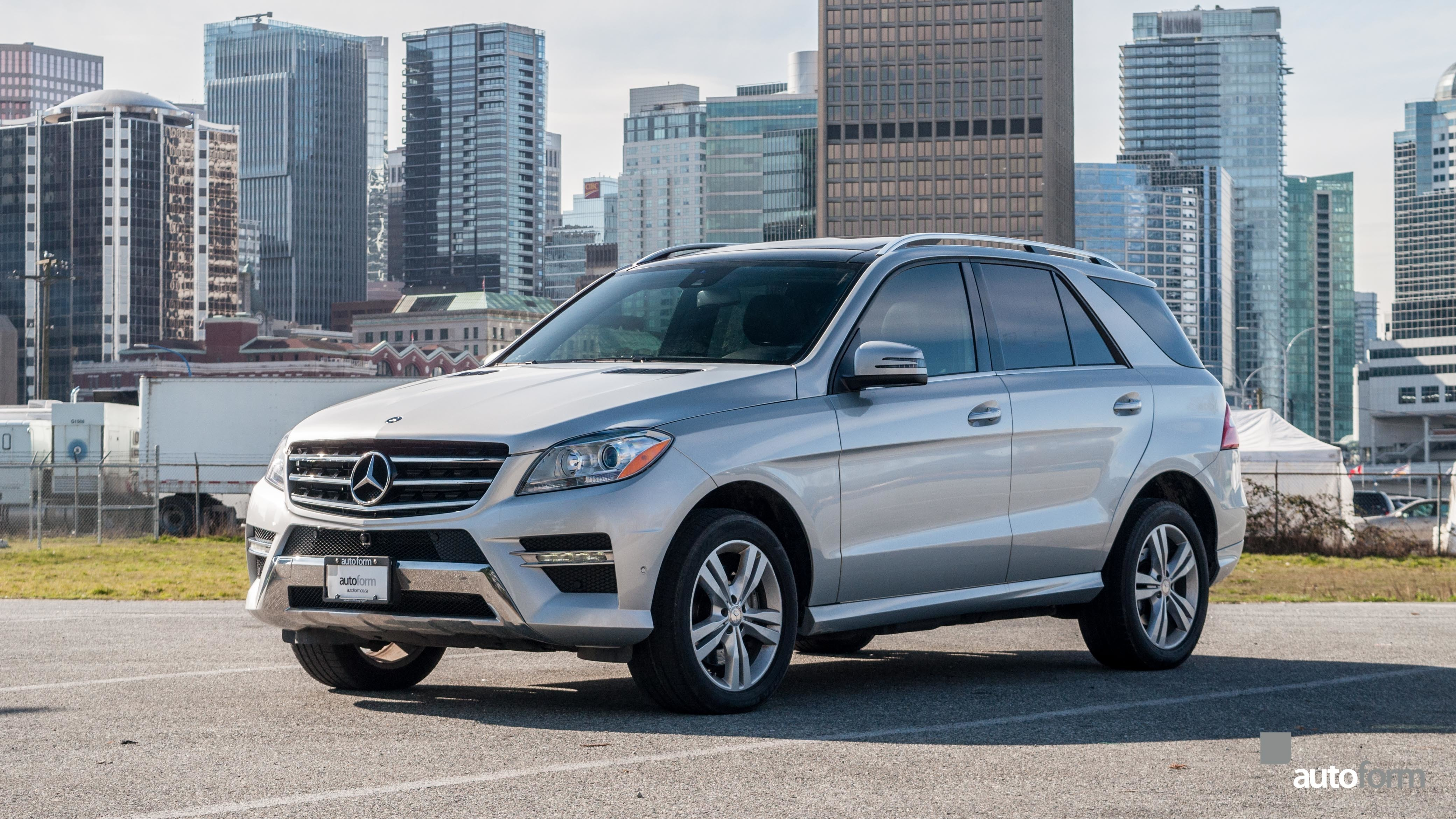 2015 mercedes benz ml350 bluetec 4matic autoform for Mercedes benz s 350 bluetec