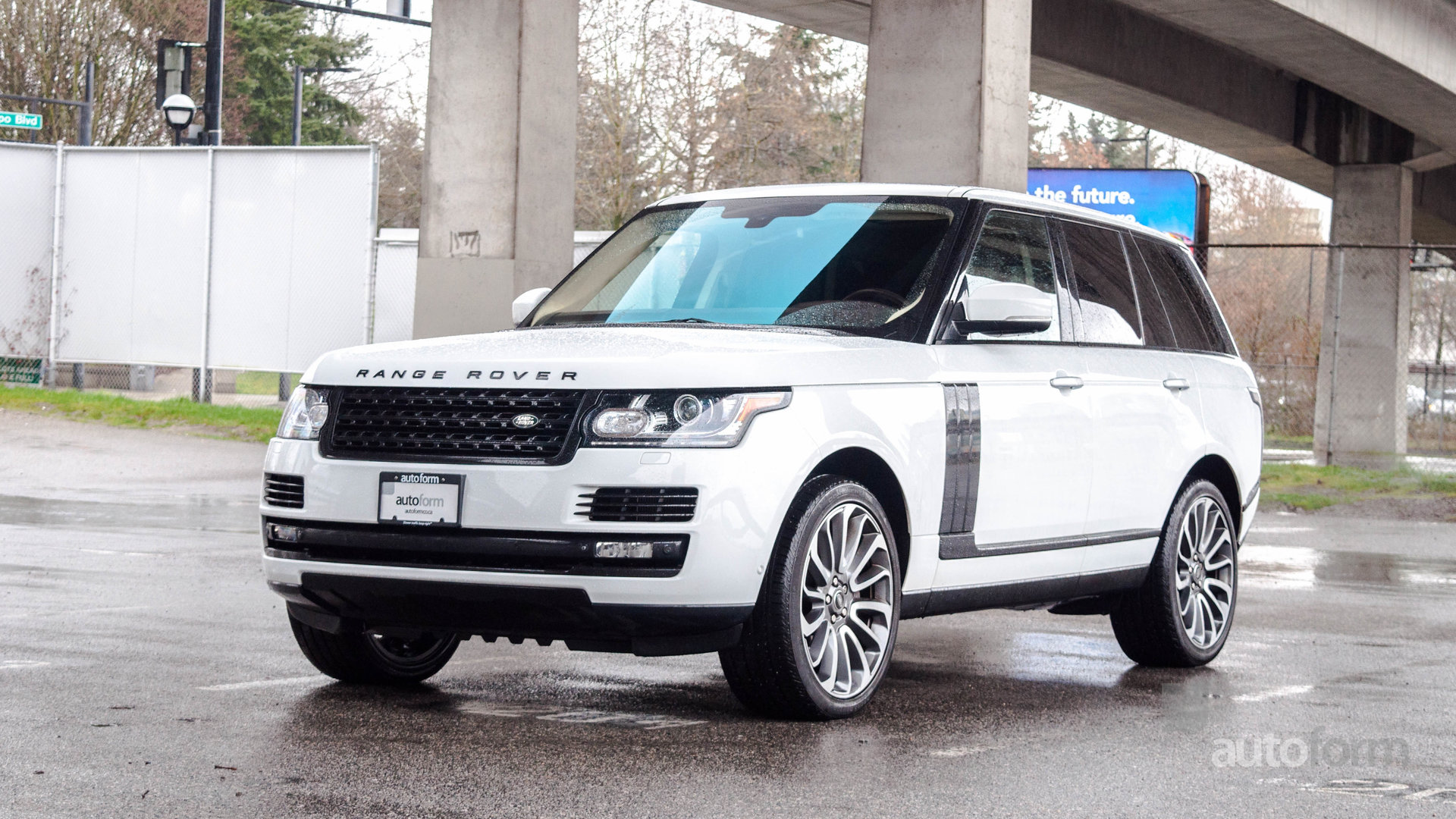 2014 land rover range rover autobiography supercharged for for Land rover tarbes garage moderne