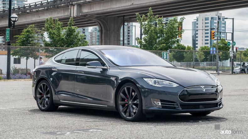 2014 Tesla Model S P85d Autoform