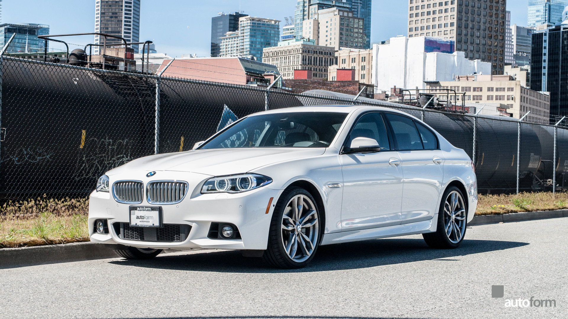 2016 Bmw 550i M Sport Xdrive For Sale 86487 Mcg