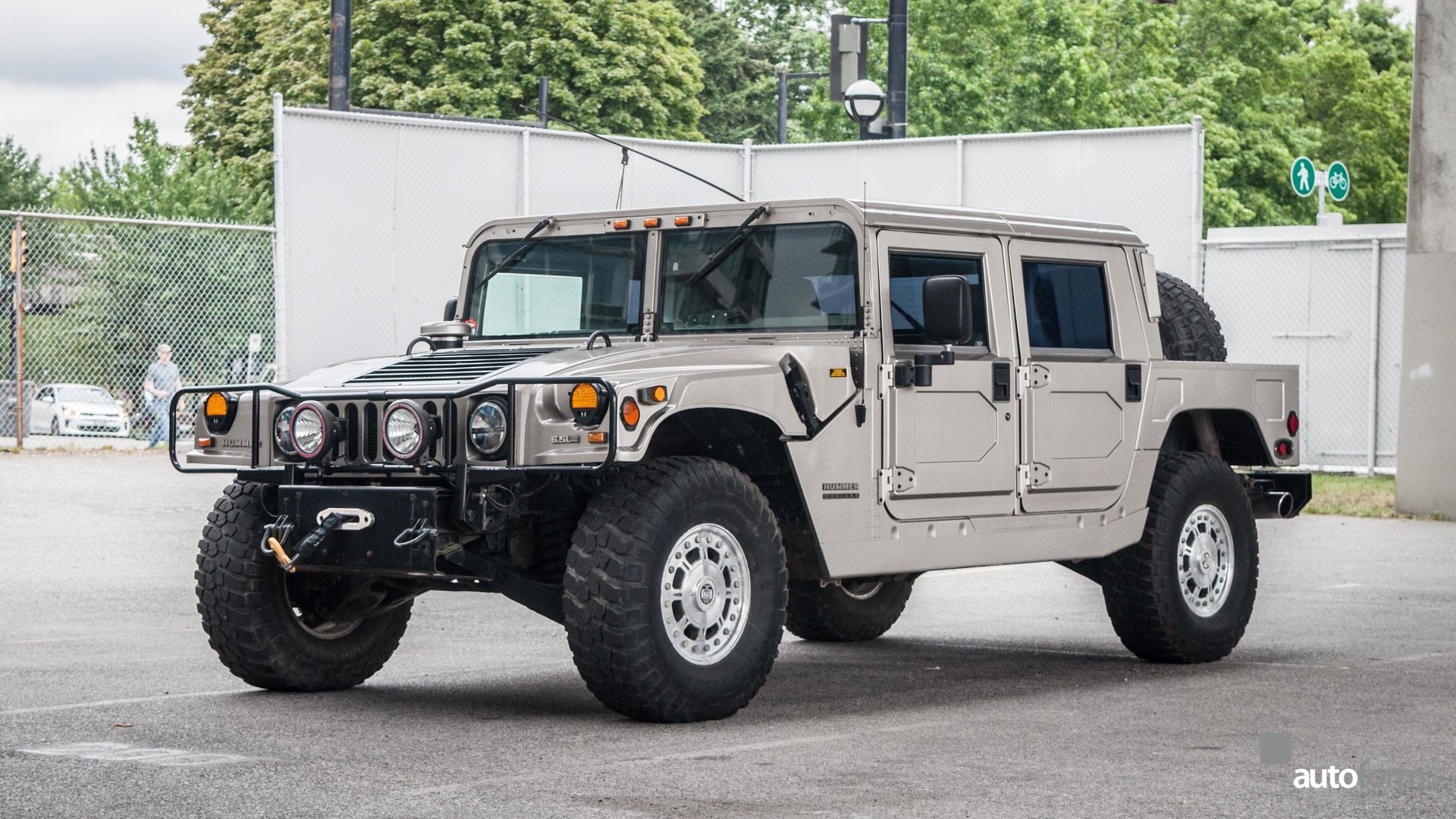 14350df0ef85c hd 2000 am general hummer 4 passenger hard top