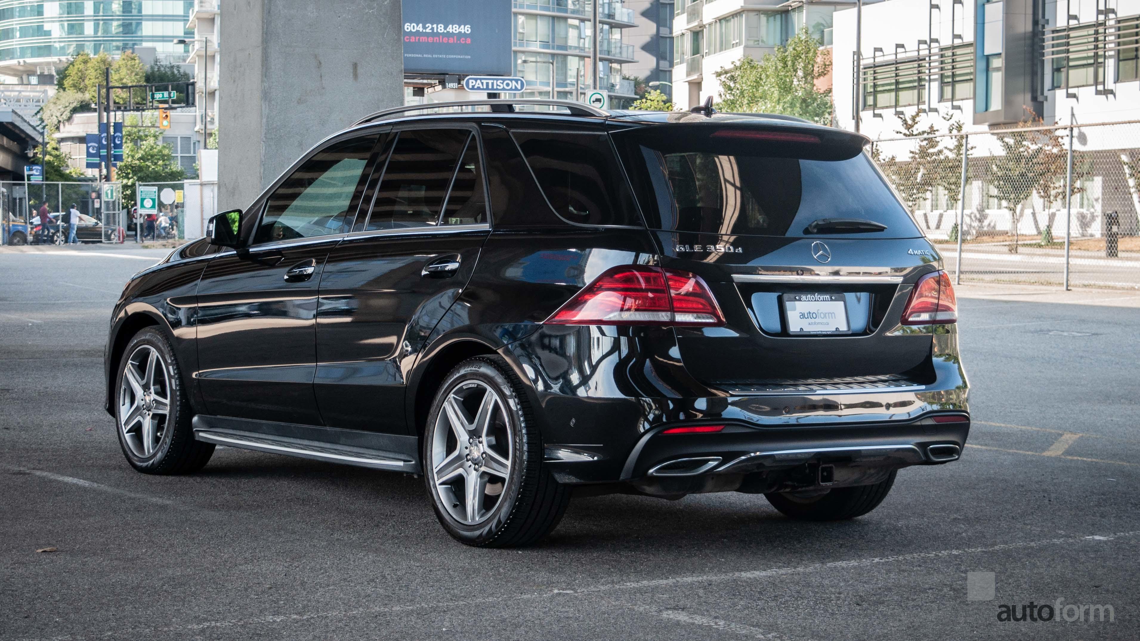 2016 Mercedes Benz Gle 350d 4matic Autoform
