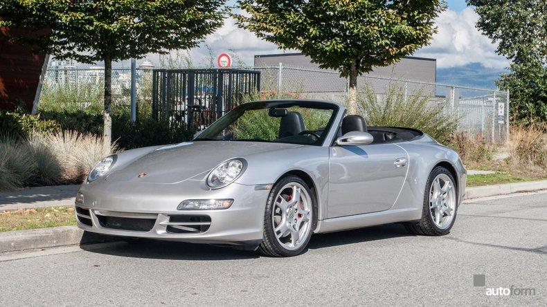 2006 Porsche 911 Carrera S Cabriolet For Sale 101069 Mcg