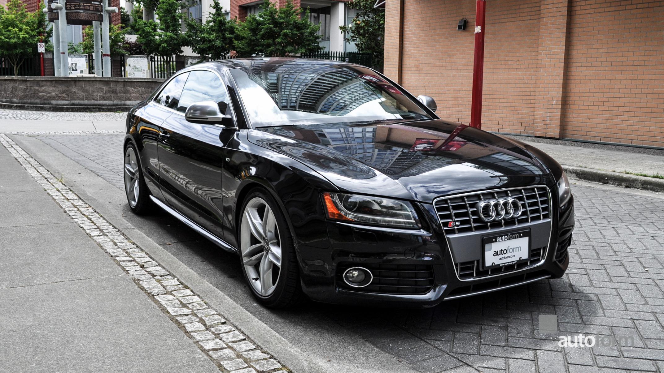 Audi Finance Canada >> 2009 Audi S5 | Autoform