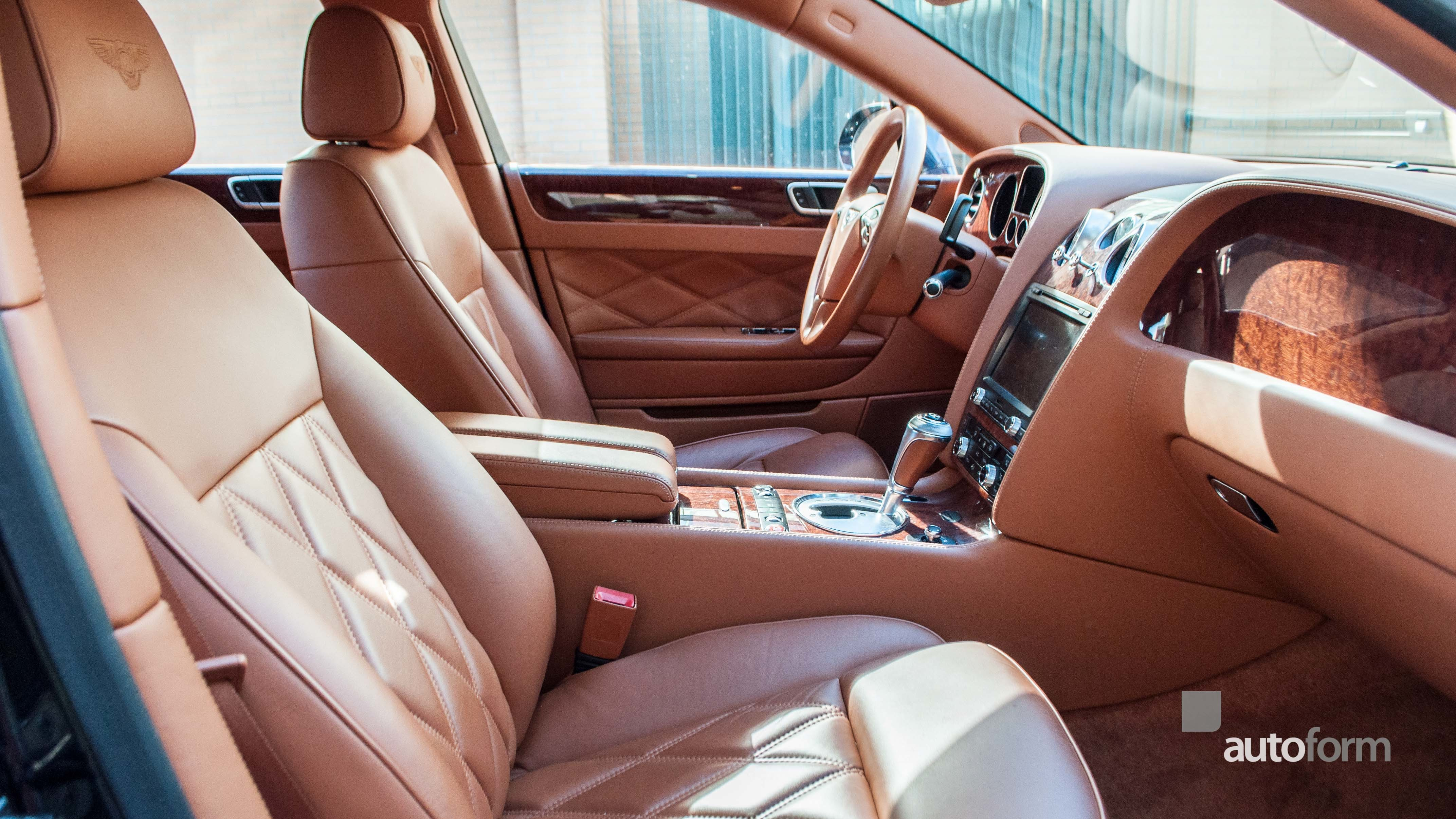 ... 2012 Bentley Continental Flying Spur Series 51 Speed ...