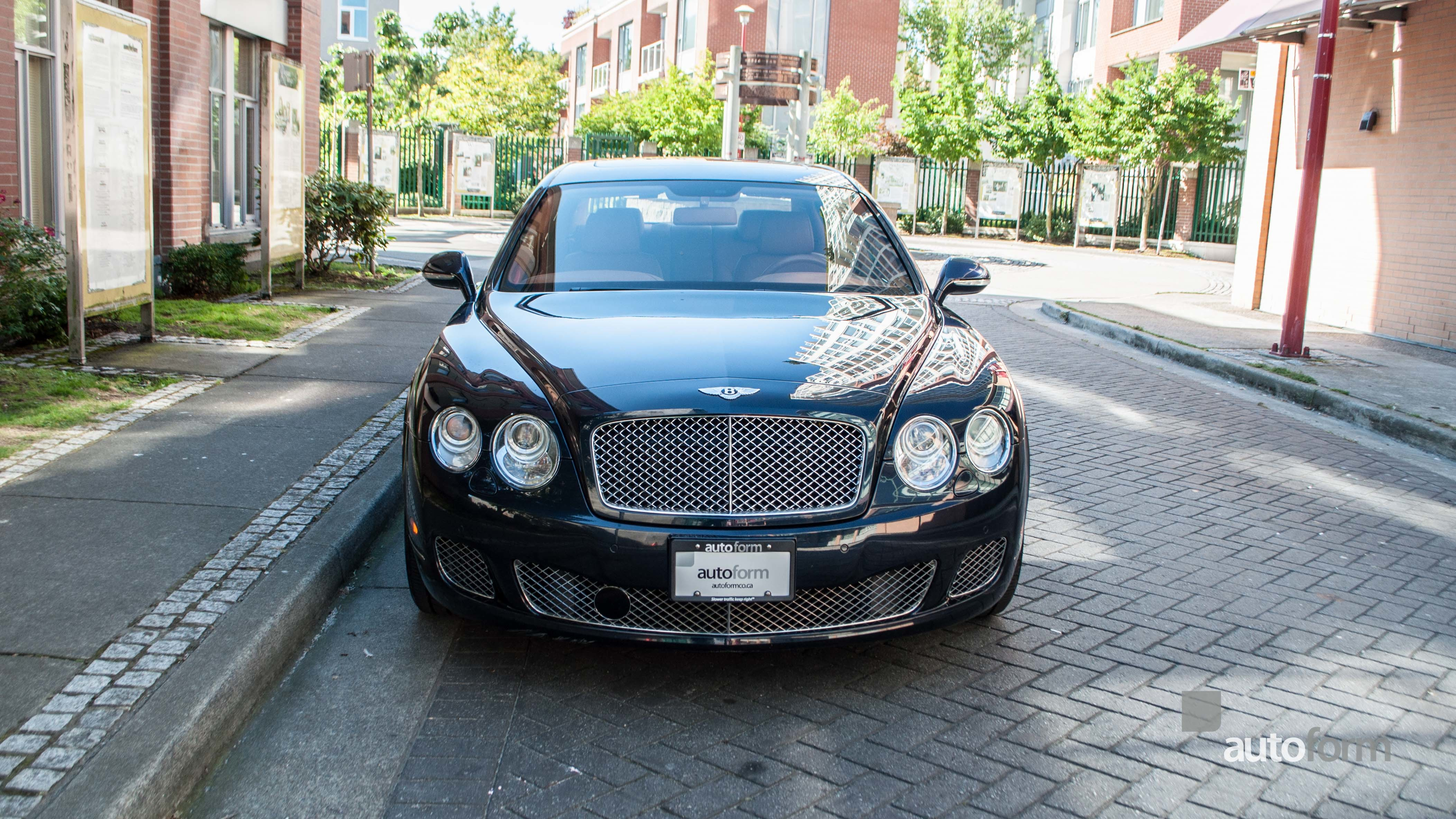 s top black flying spur speed used bentley cars edition