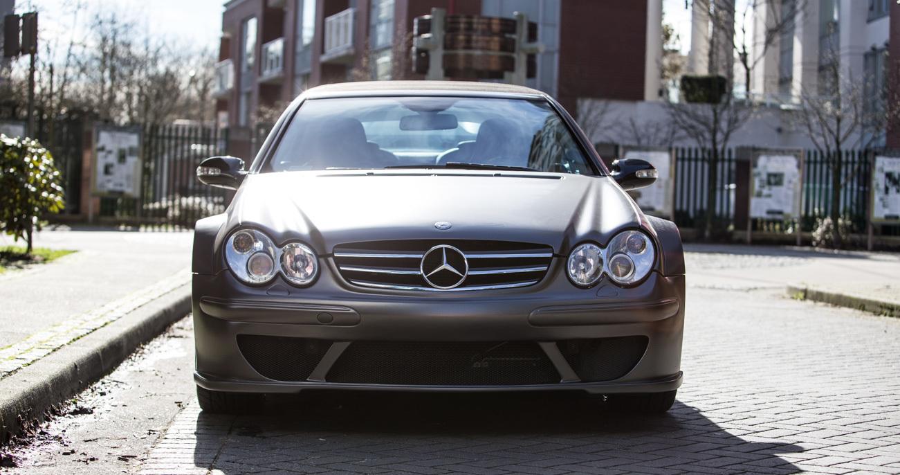 2004 mercedes benz clk500 cab autoform for Mercedes benz vancouver