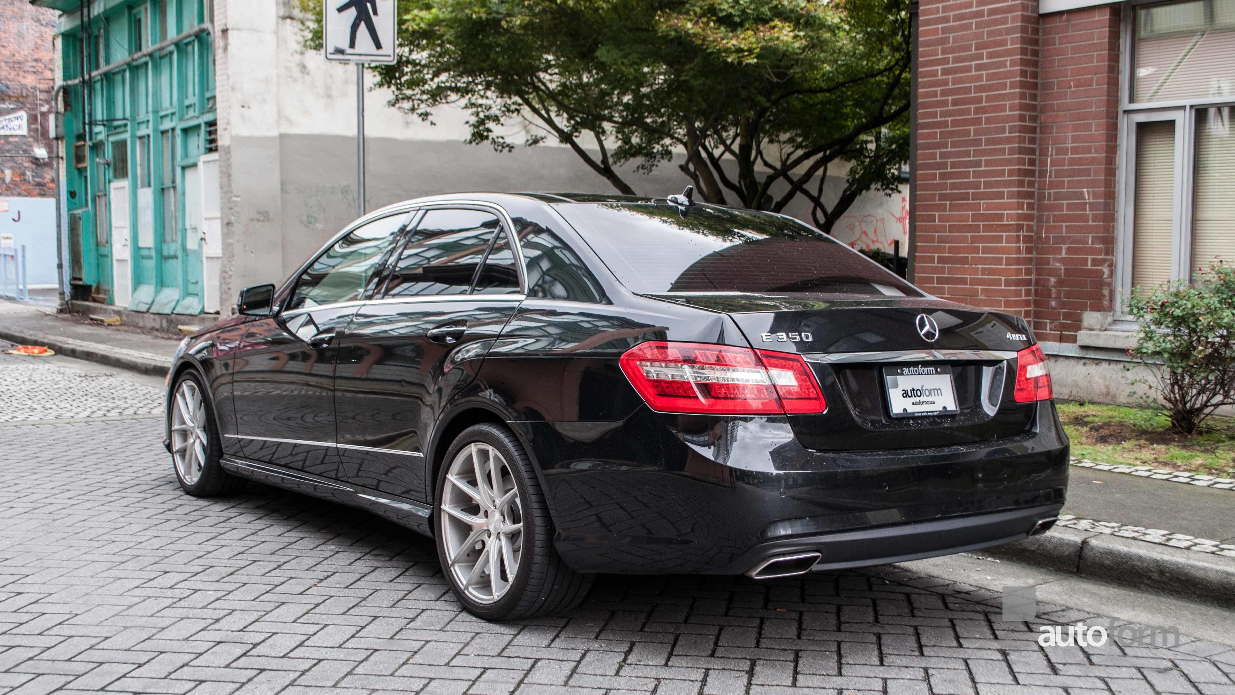 2011 Mercedes-Benz E350 Luxury 4MATIC   Autoform