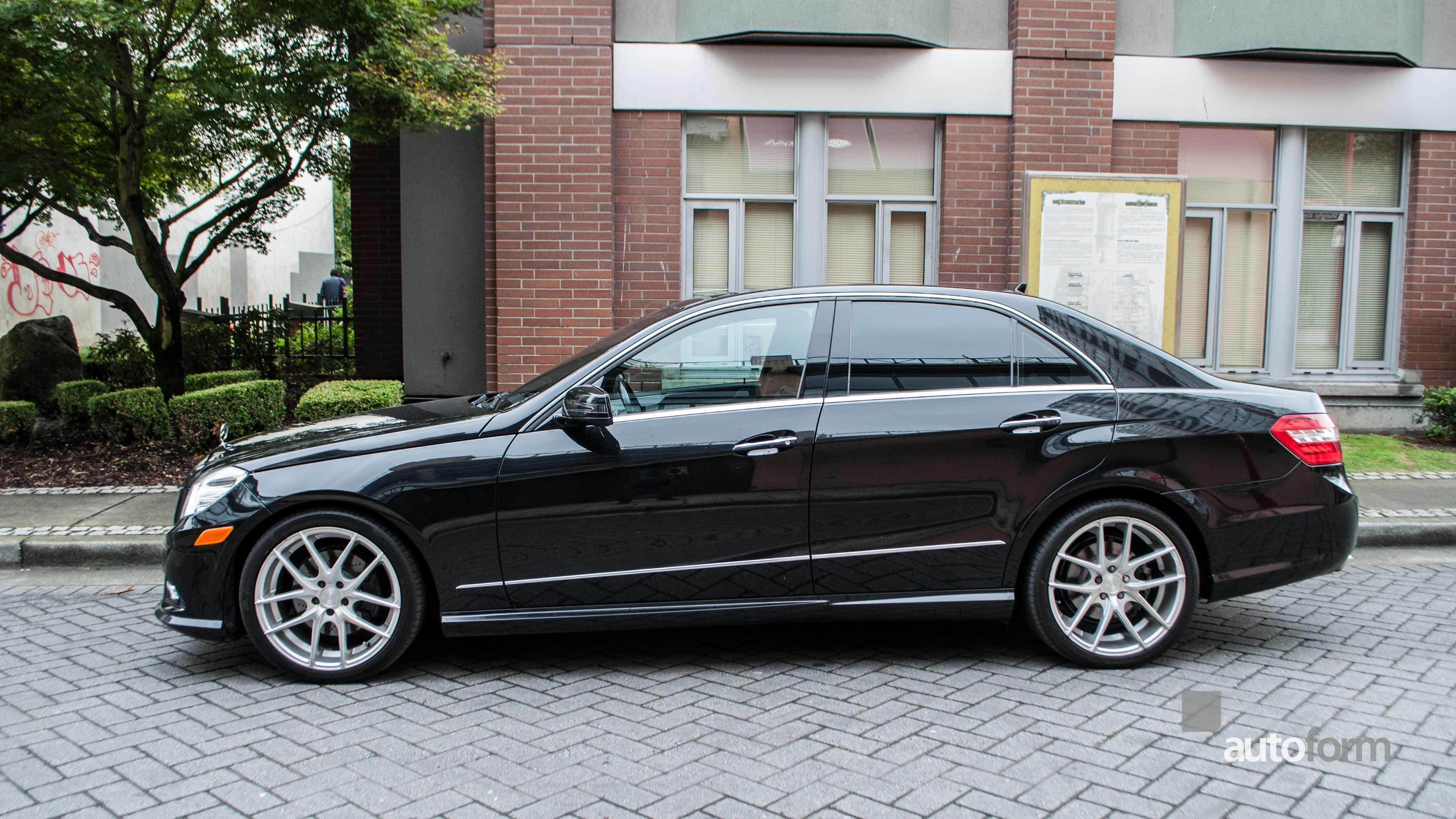 2011 mercedes benz e350 luxury 4matic autoform. Black Bedroom Furniture Sets. Home Design Ideas