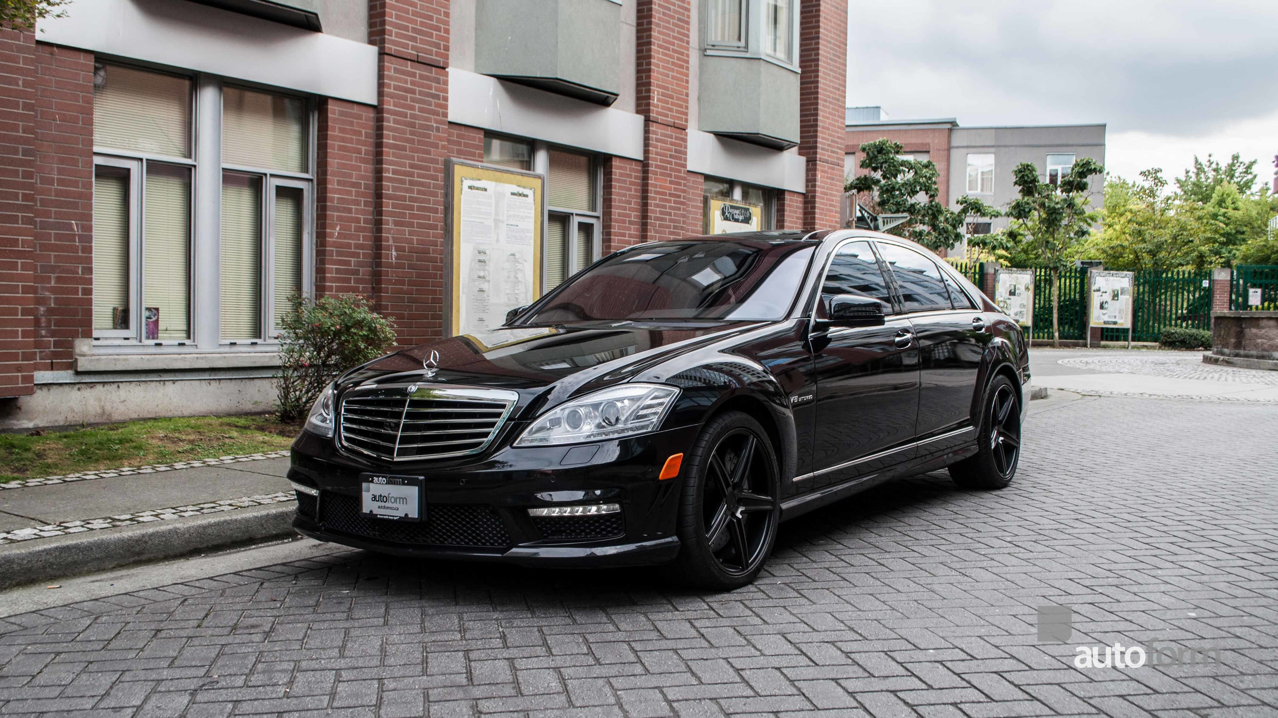 2012 Mercedes Benz S63 Amg Autoform