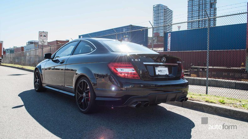 2015 Mercedes-Benz C63 AMG 507 edition