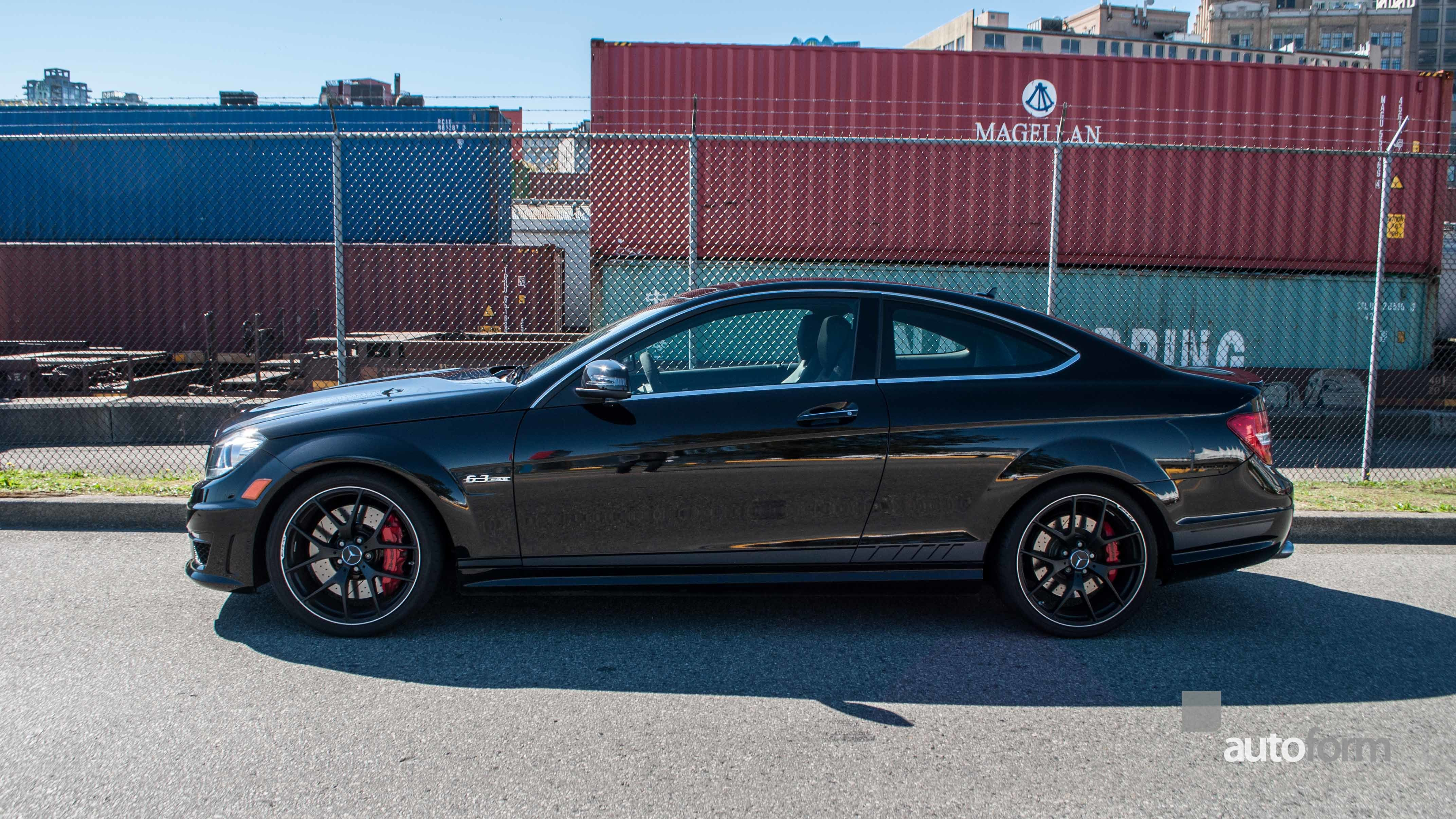 2015 mercedes benz c63 amg 507 edition autoform for Mercedes benz c63 amg black edition