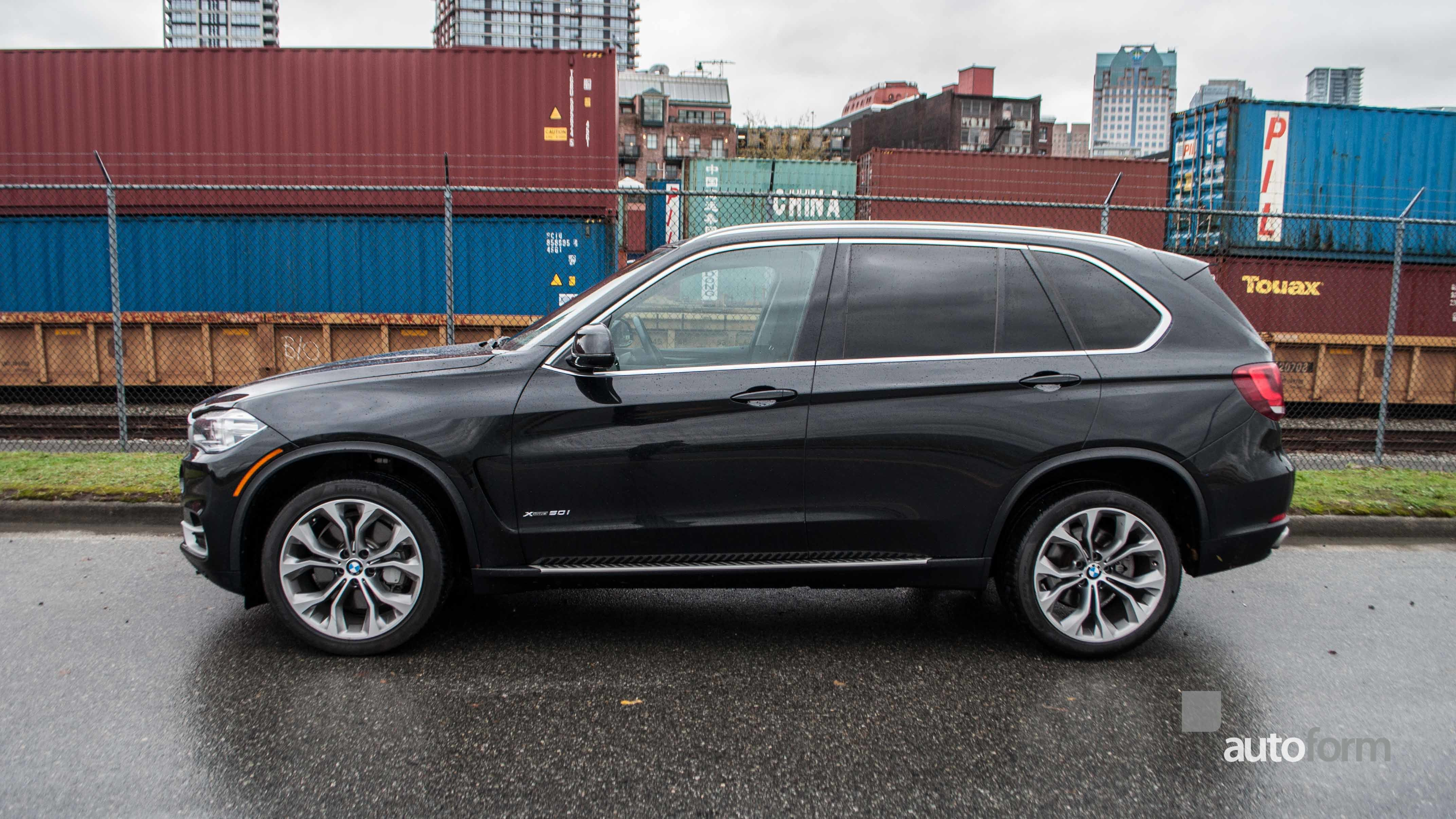 2014 Bmw X5 Xdrive50i Autoform