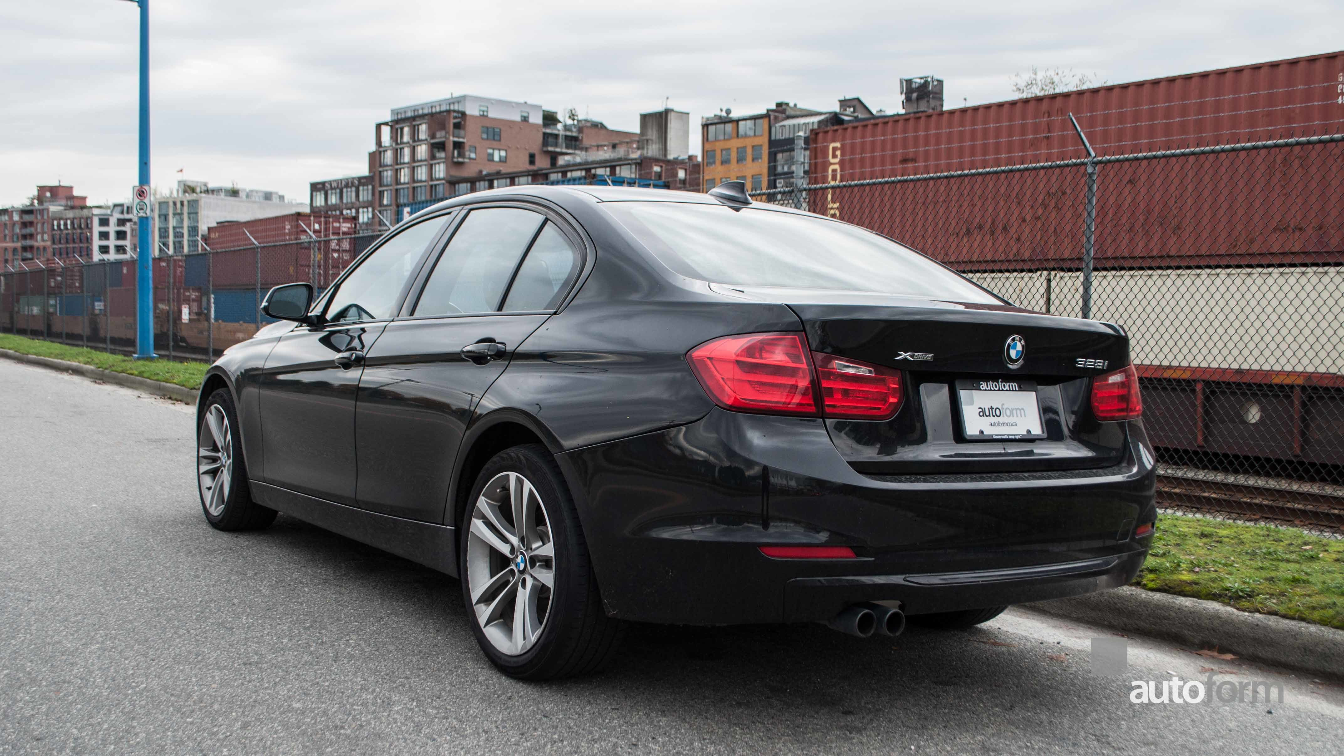 2015 Bmw 328i Xdrive Autoform