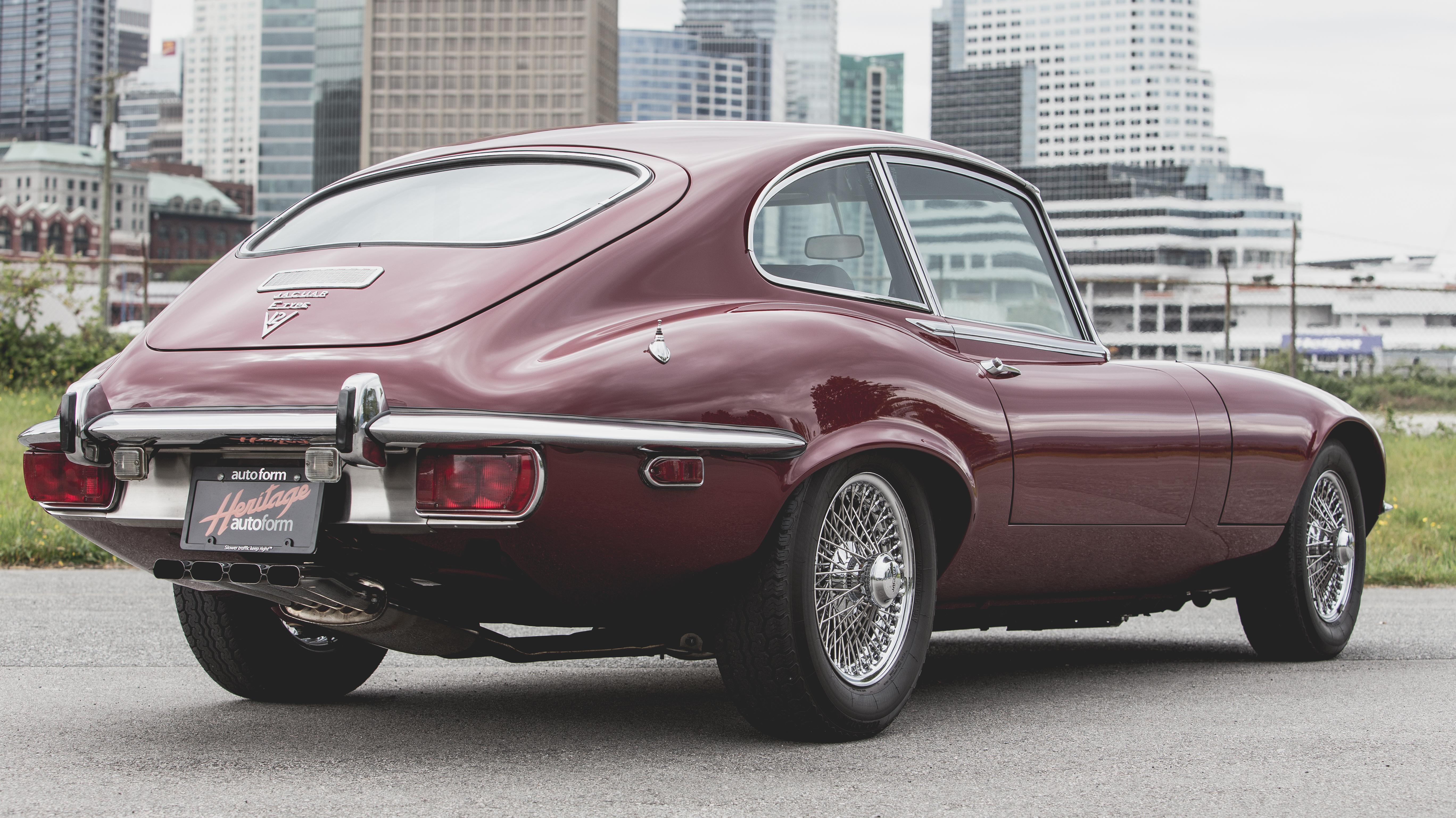 1972 Jaguar E Type   Autoform