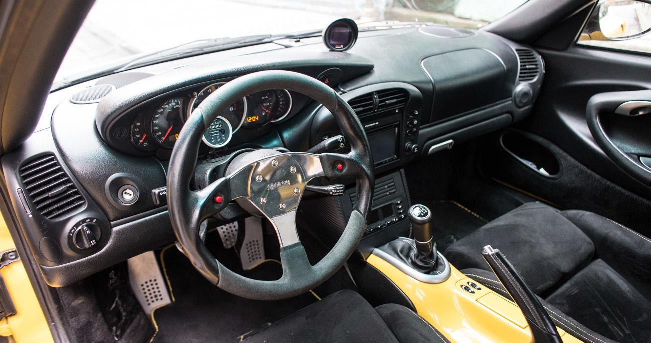 2002 Porsche 911 Carrera Supercharged Autoform