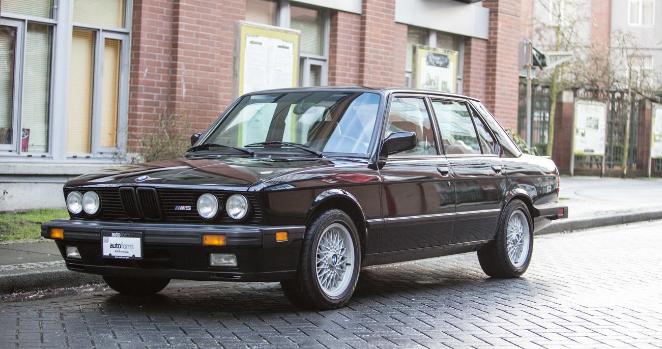 299 1988 bmw m5 vancouver autoform36